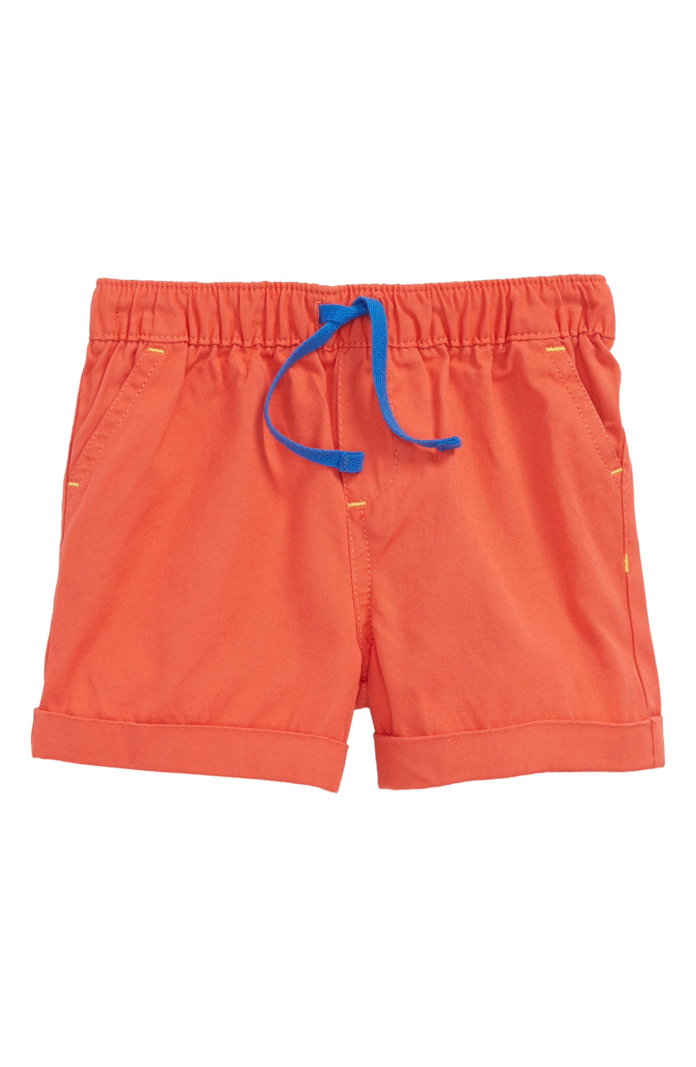 Mini Boden Explorer Shorts (Baby Boys)