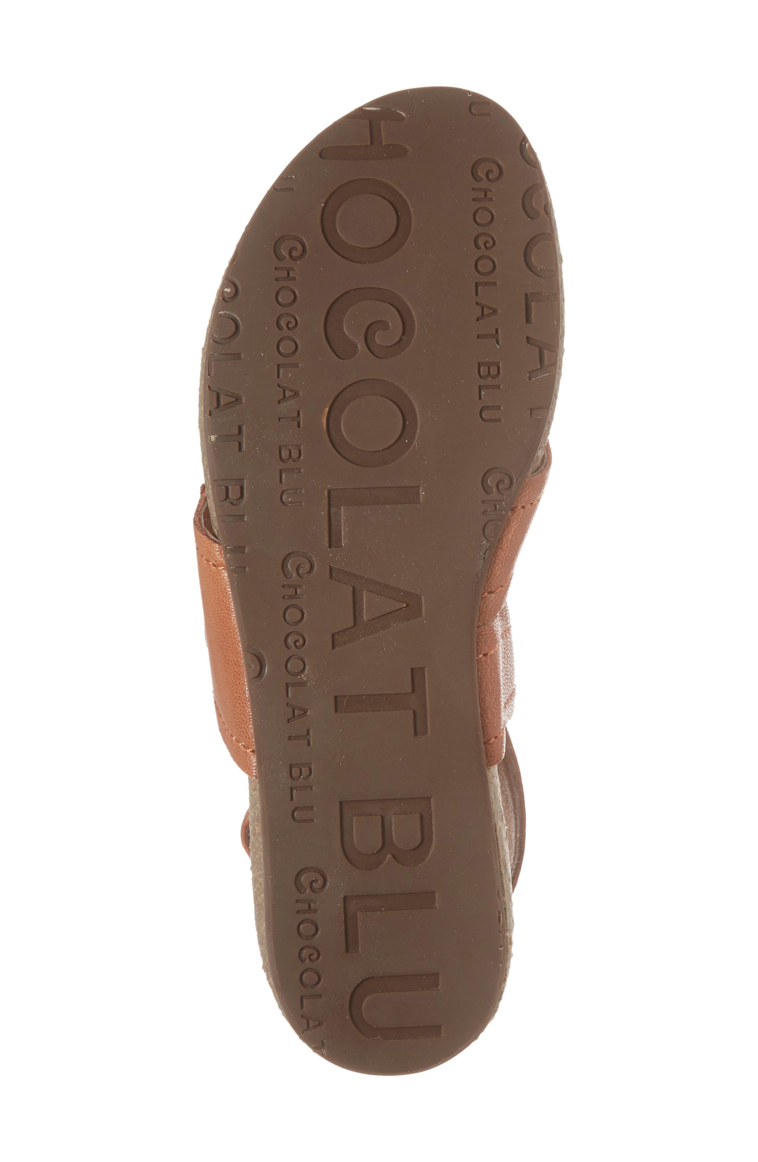 Alternate Image 6  - Chocolat Blu Yagger Sandal (Women)