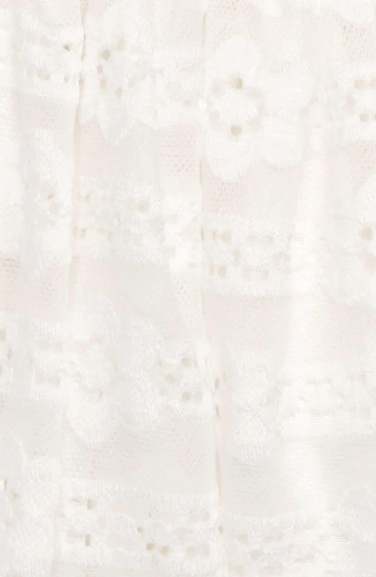 Alternate Image 2  - Doe a Dear Princess Cut Party Dress (Baby Girls)