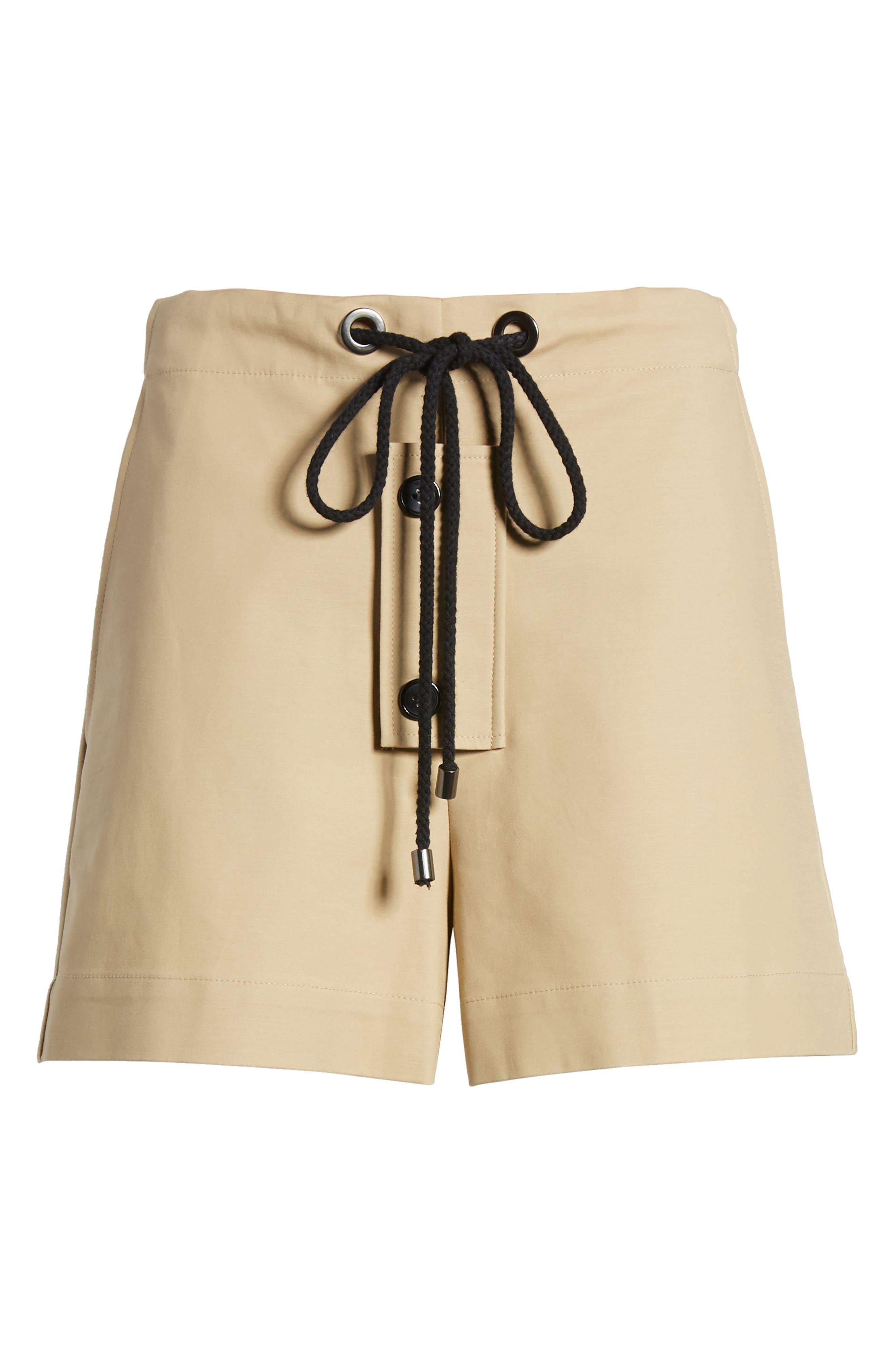 Park South Shorts,                             Alternate thumbnail 6, color,                             Beige
