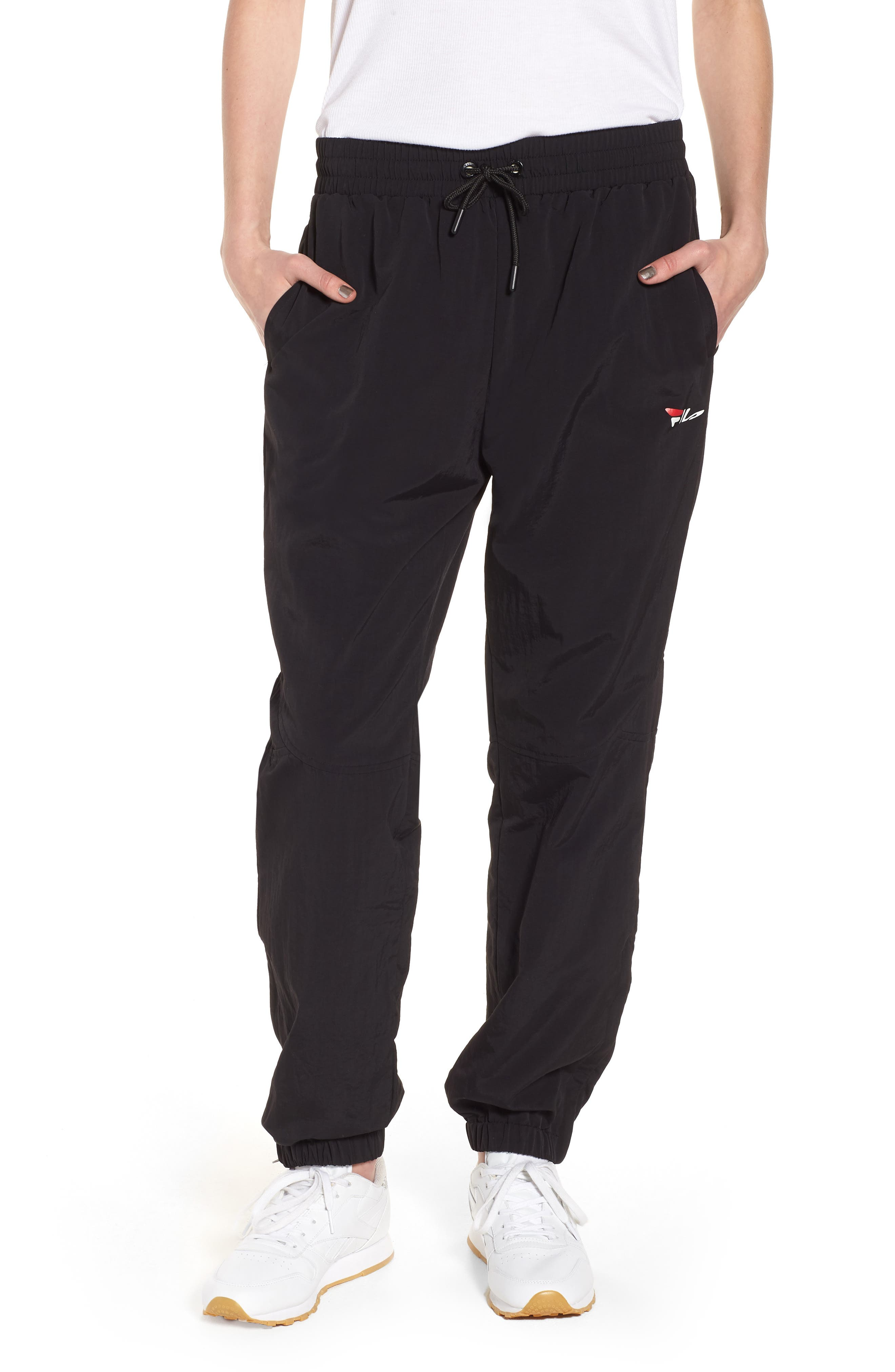 fila sweatsuit womens brown