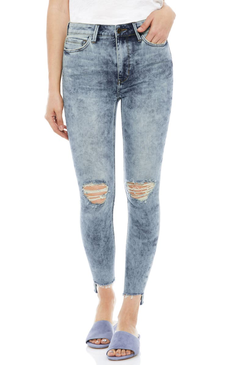 The Stiletto Crop Jeans