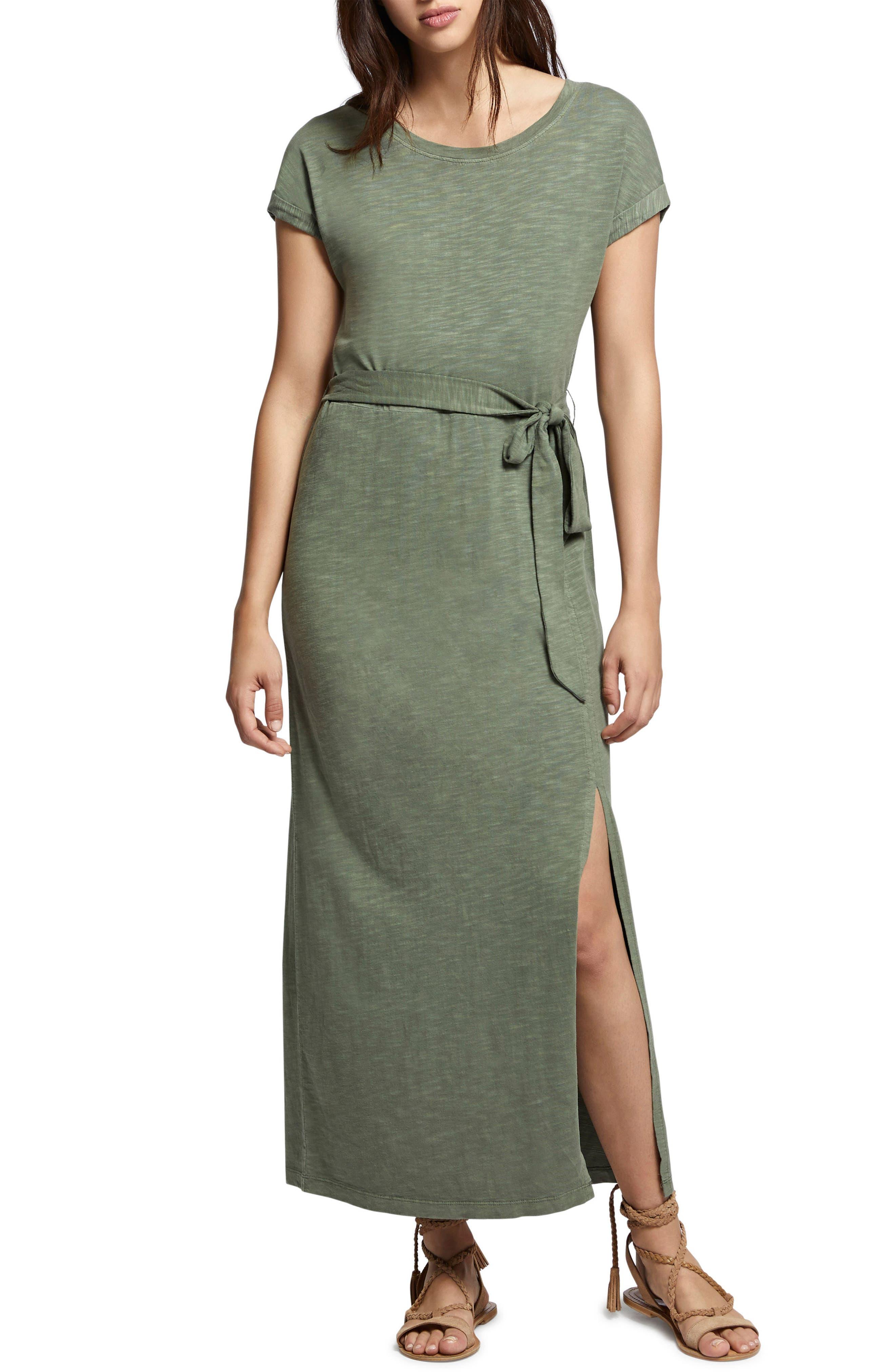 Isle Maxi Dress,                         Main,                         color, Cadet