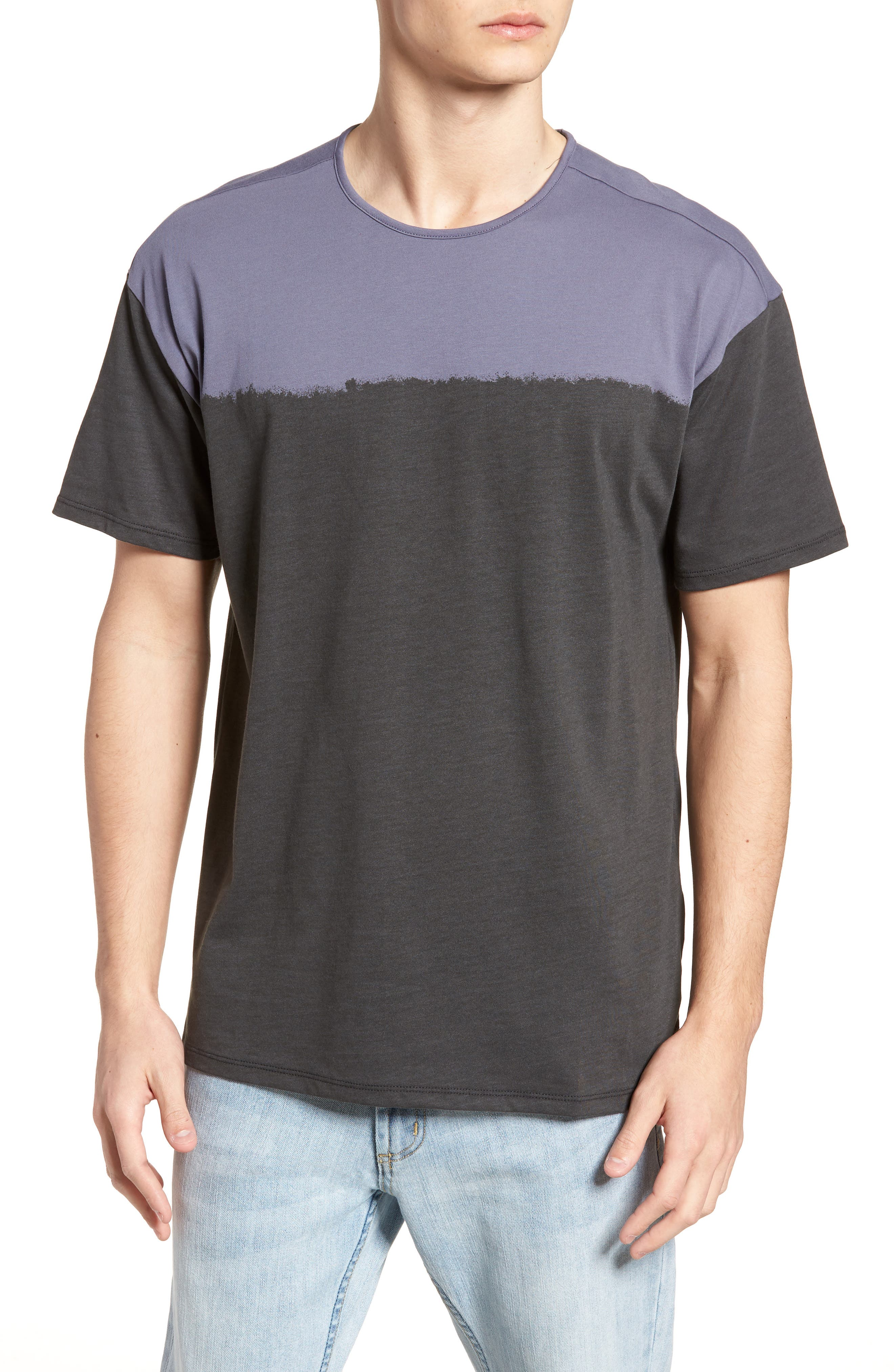 Dri-FIT Erosion Shirt,                         Main,                         color, Anthracite