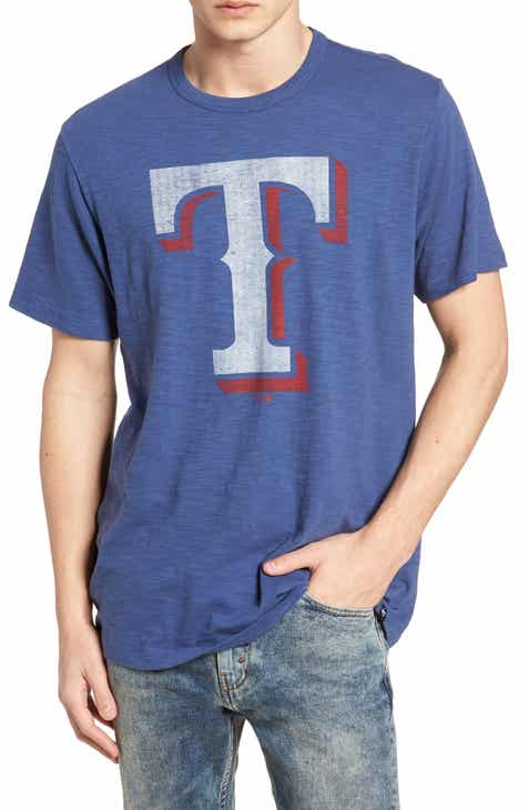 '47 Grit Scrum Texas Rangers T-Shirt