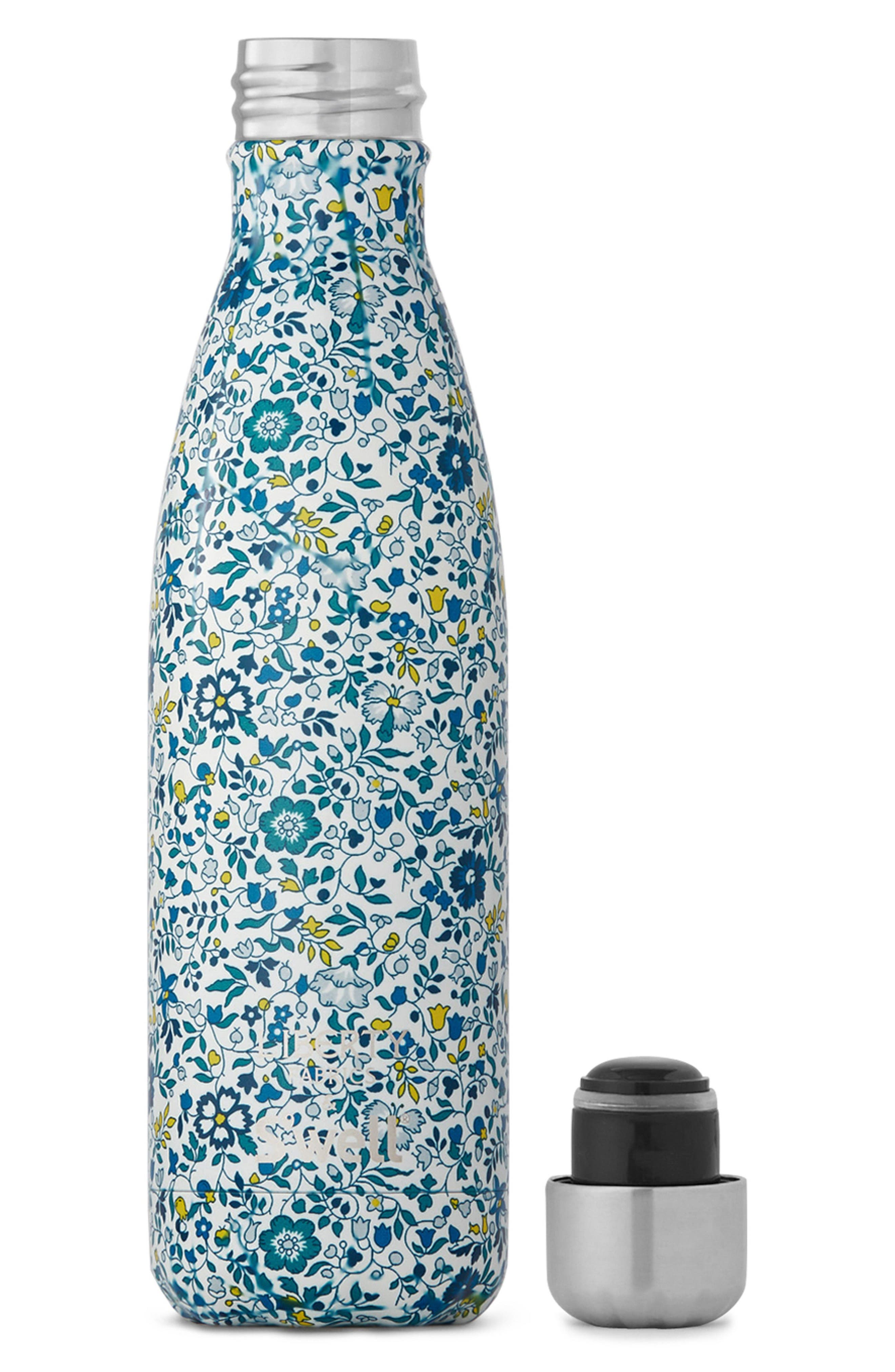 Liberty Fabrics Katie and Millie Stainless Steel Water Bottle,                             Alternate thumbnail 3, color,                             Katie/ Millie