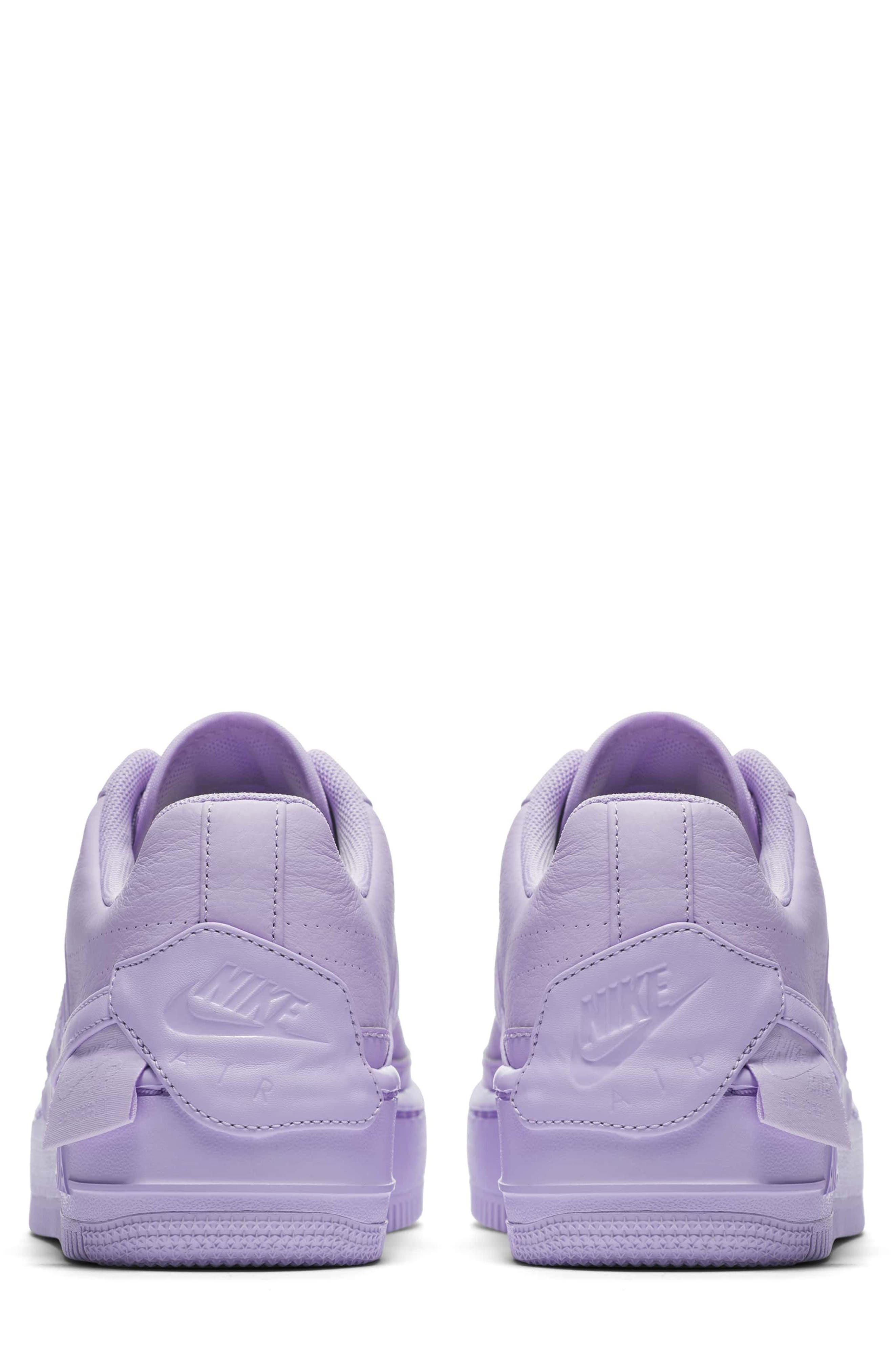 Air Force 1 Jester XX Sneaker,                             Alternate thumbnail 2, color,                             Violet Mist