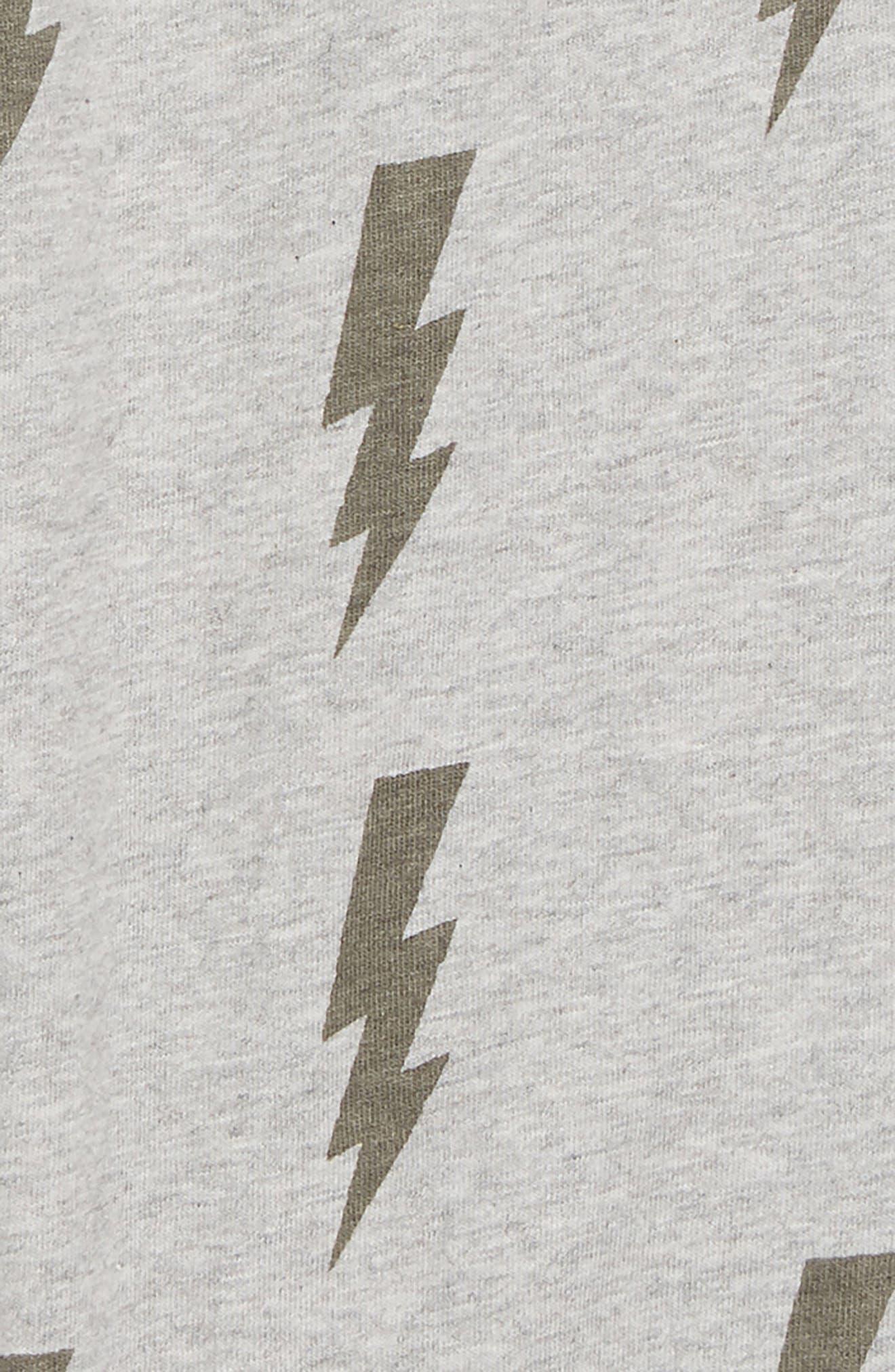 Lightning Toss Pants,                             Alternate thumbnail 2, color,                             Heather Gray