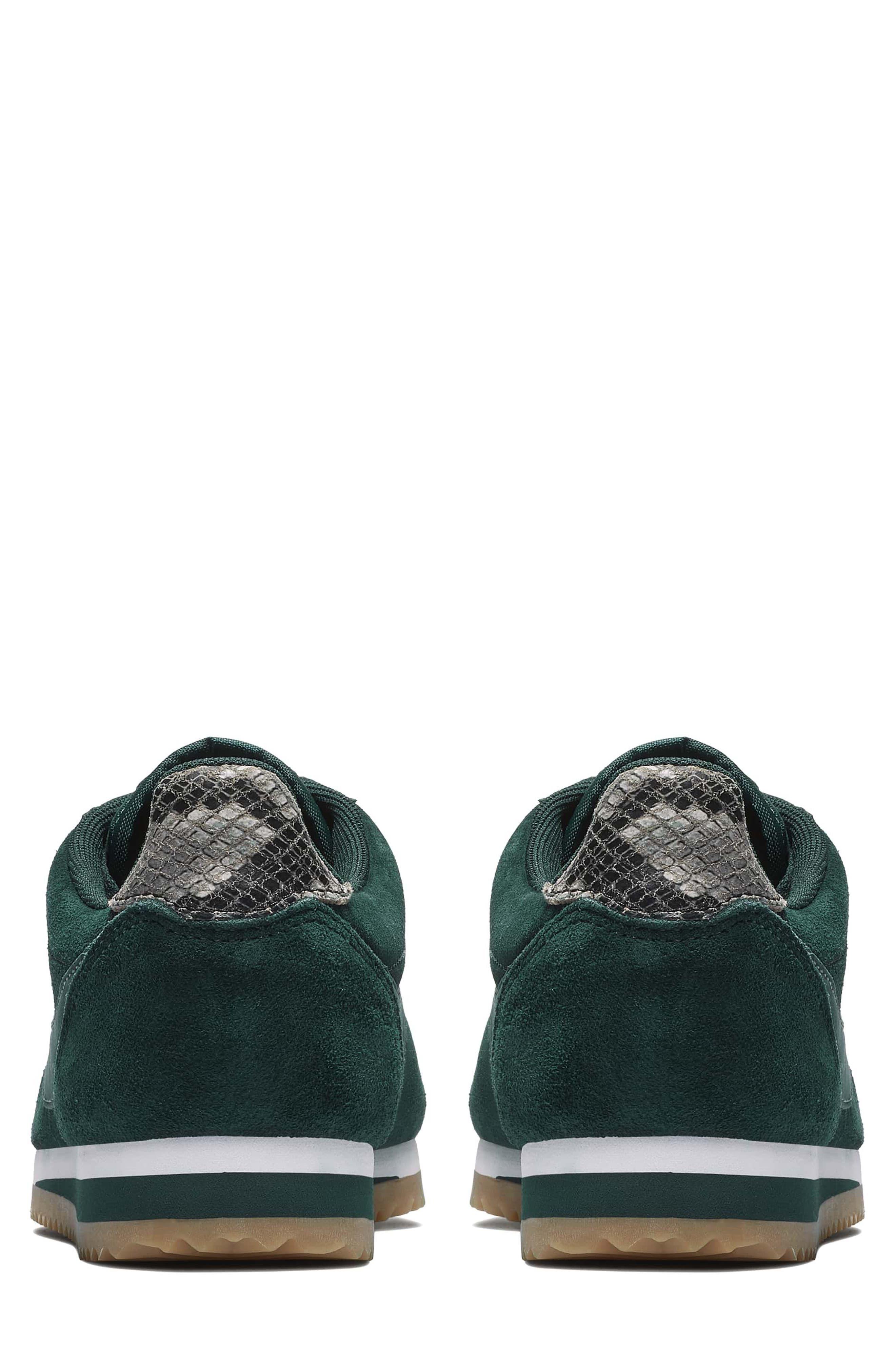 x A.L.C. Classic Cortez Sneaker,                             Alternate thumbnail 2, color,                             Midnight Spruce/ White