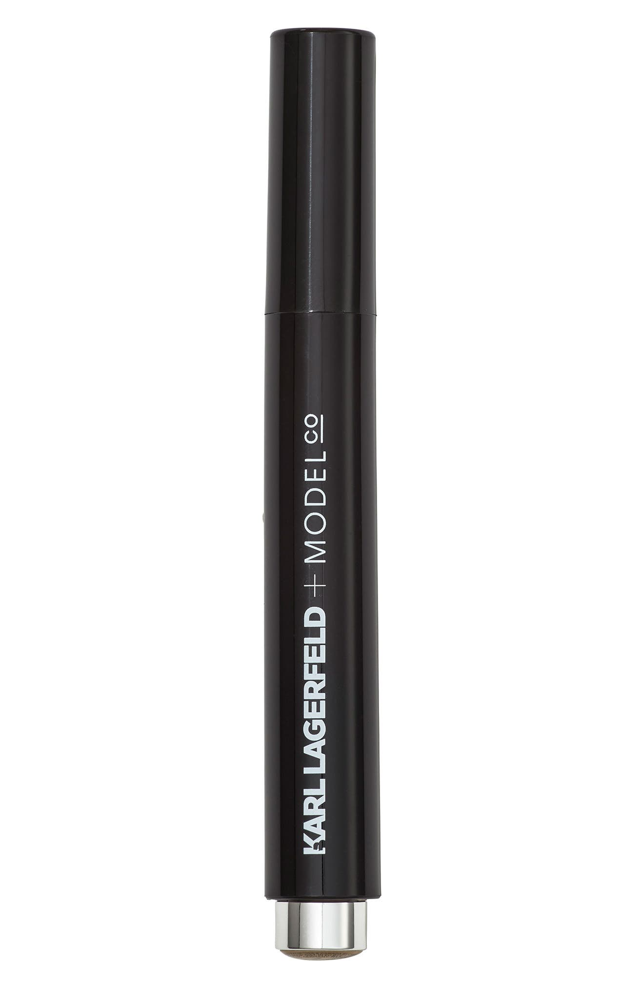 KARL LAGERFELD + MODELCO Kiss Me Karl Liquid Luminizer Strobing Pen,                             Alternate thumbnail 3, color,