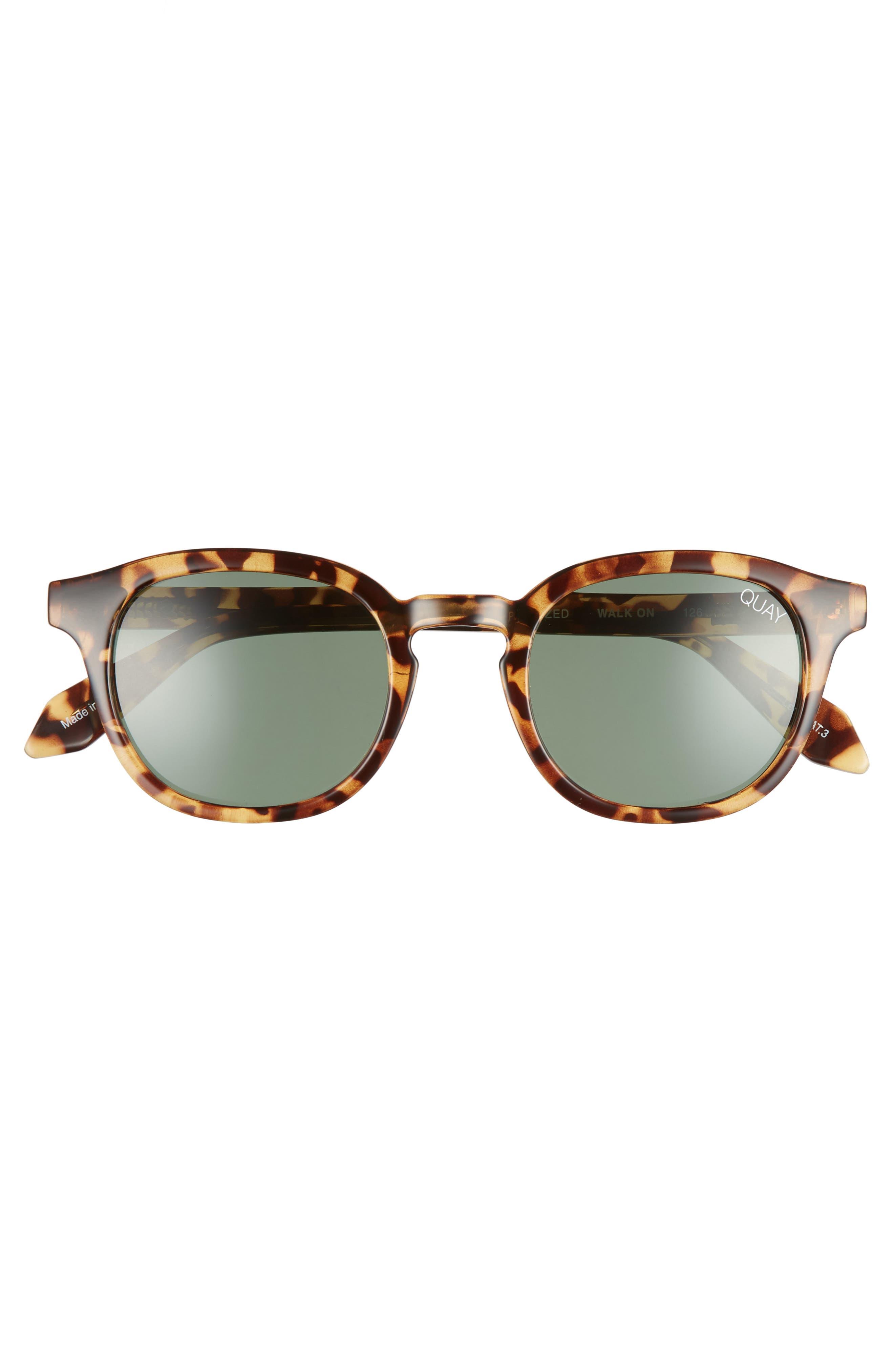 Alternate Image 2  - Quay Australia Walk On 47mm Polarized Sunglasses