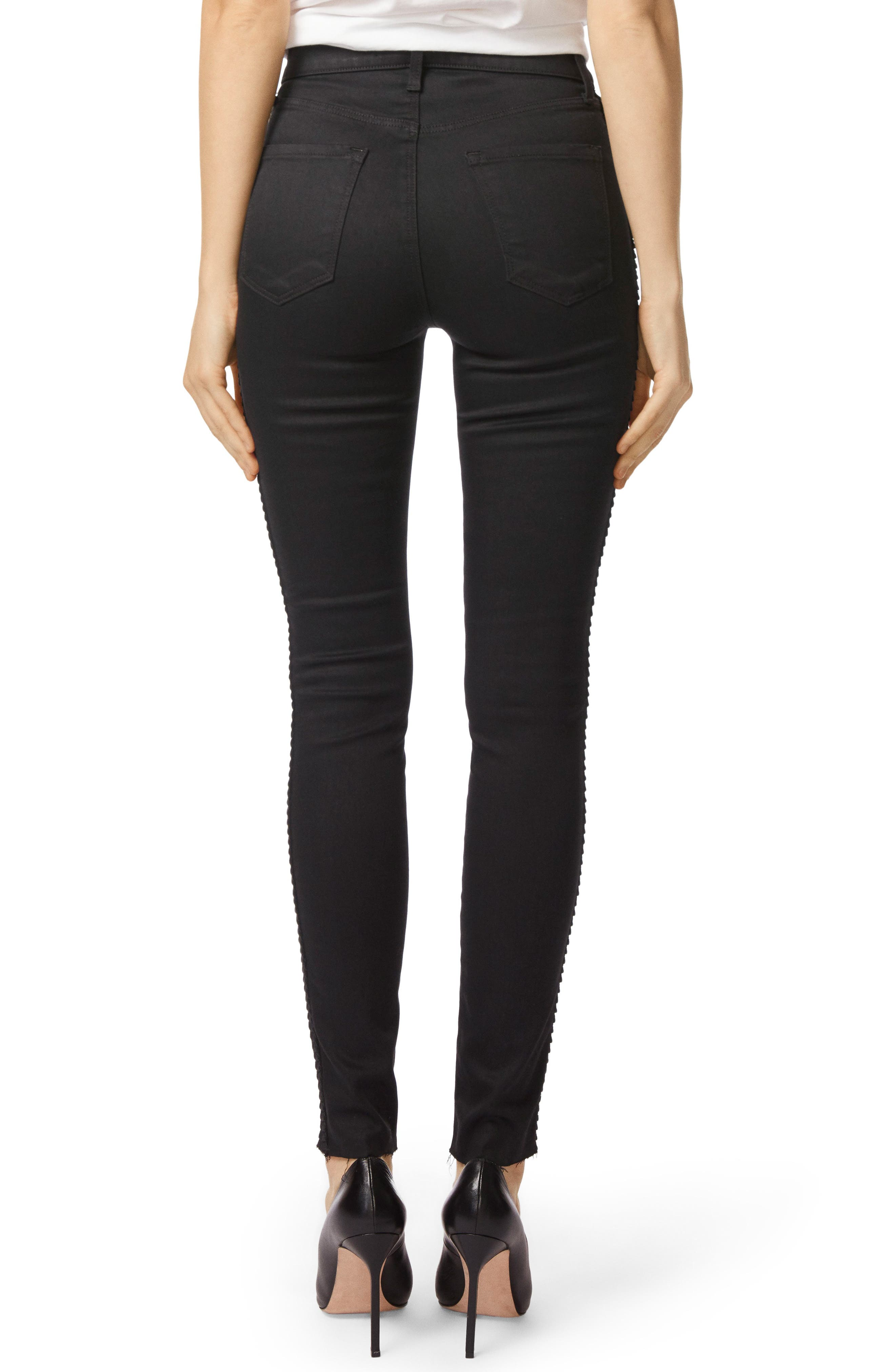 Maria High Waist Skinny Jeans,                             Alternate thumbnail 2, color,                             Highway