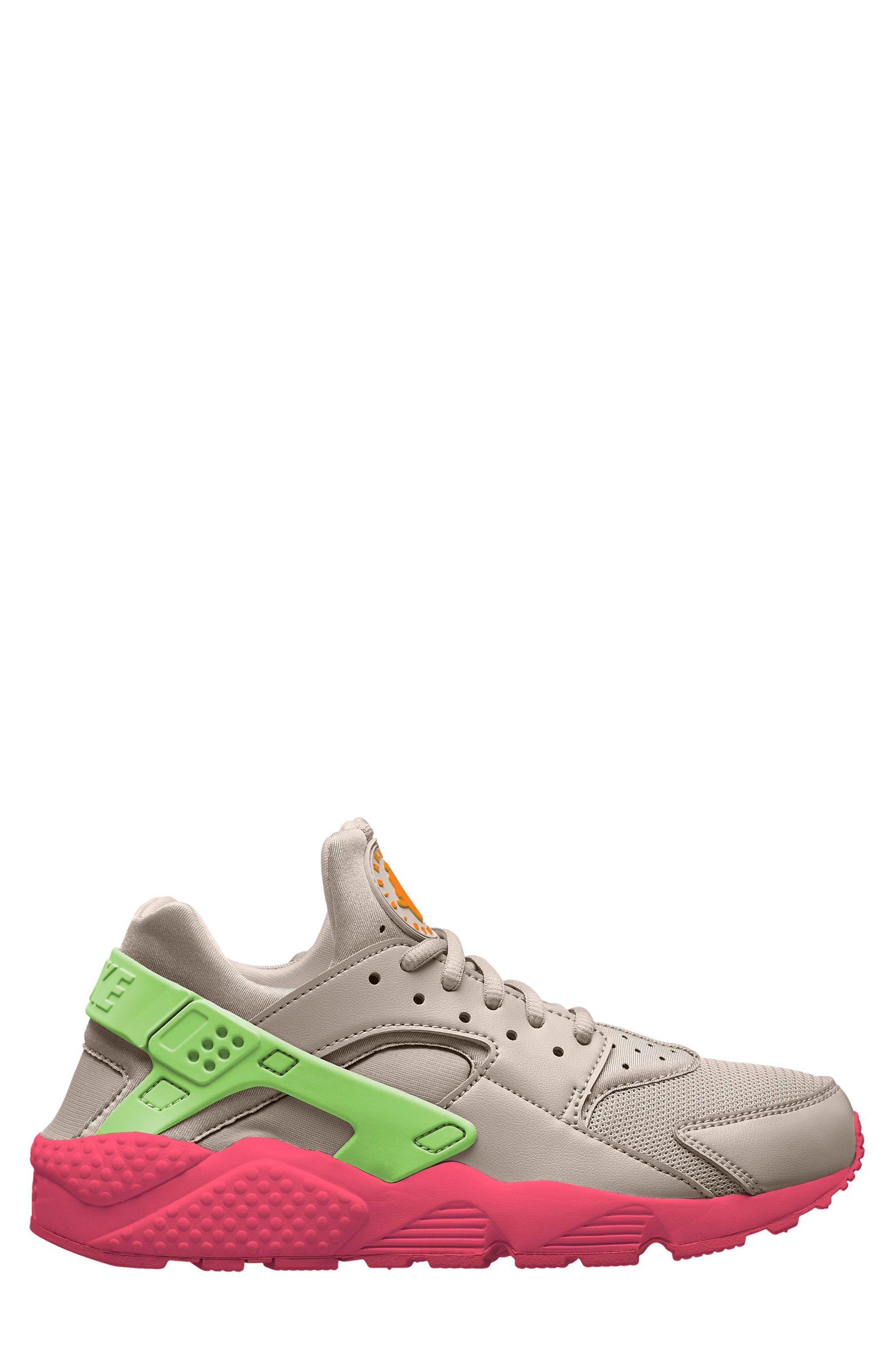 Alternate Image 1 Selected - Nike Air Huarache Run Sneaker (Women)