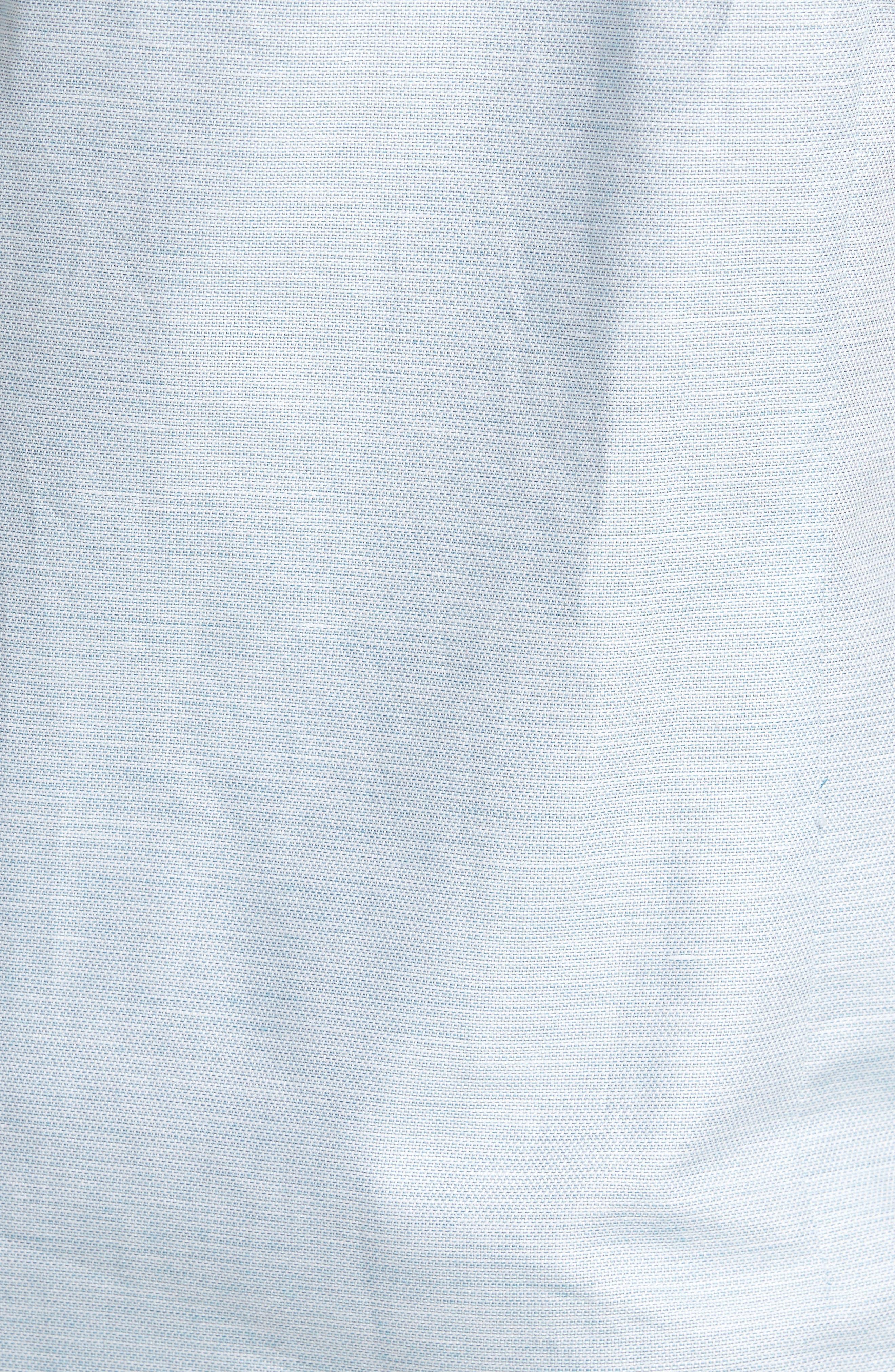 Peezett Short Sleeve Sport Shirt,                             Alternate thumbnail 5, color,                             Green