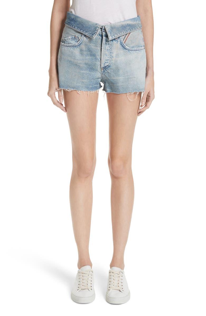 Flip Denim Shorts