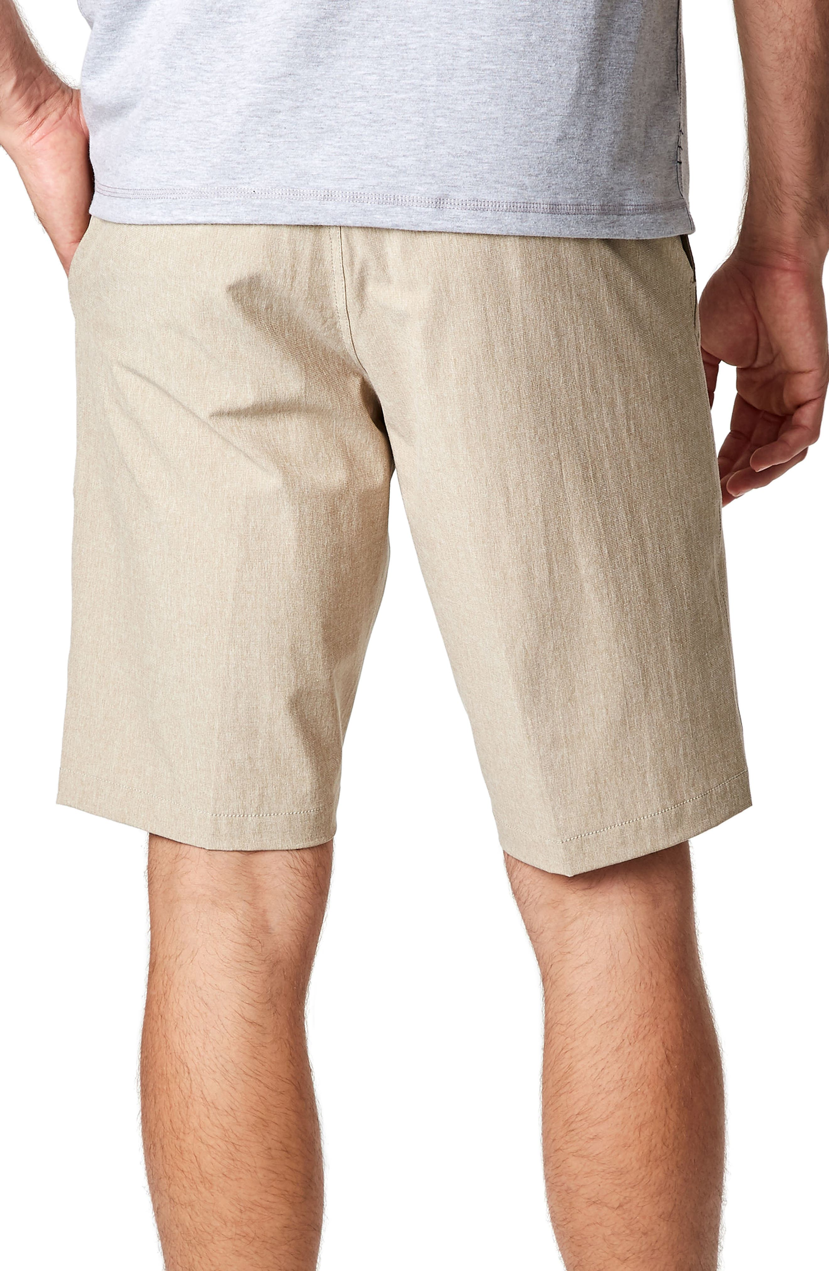 Adrenaline Stretch Shorts,                             Alternate thumbnail 2, color,                             Khaki