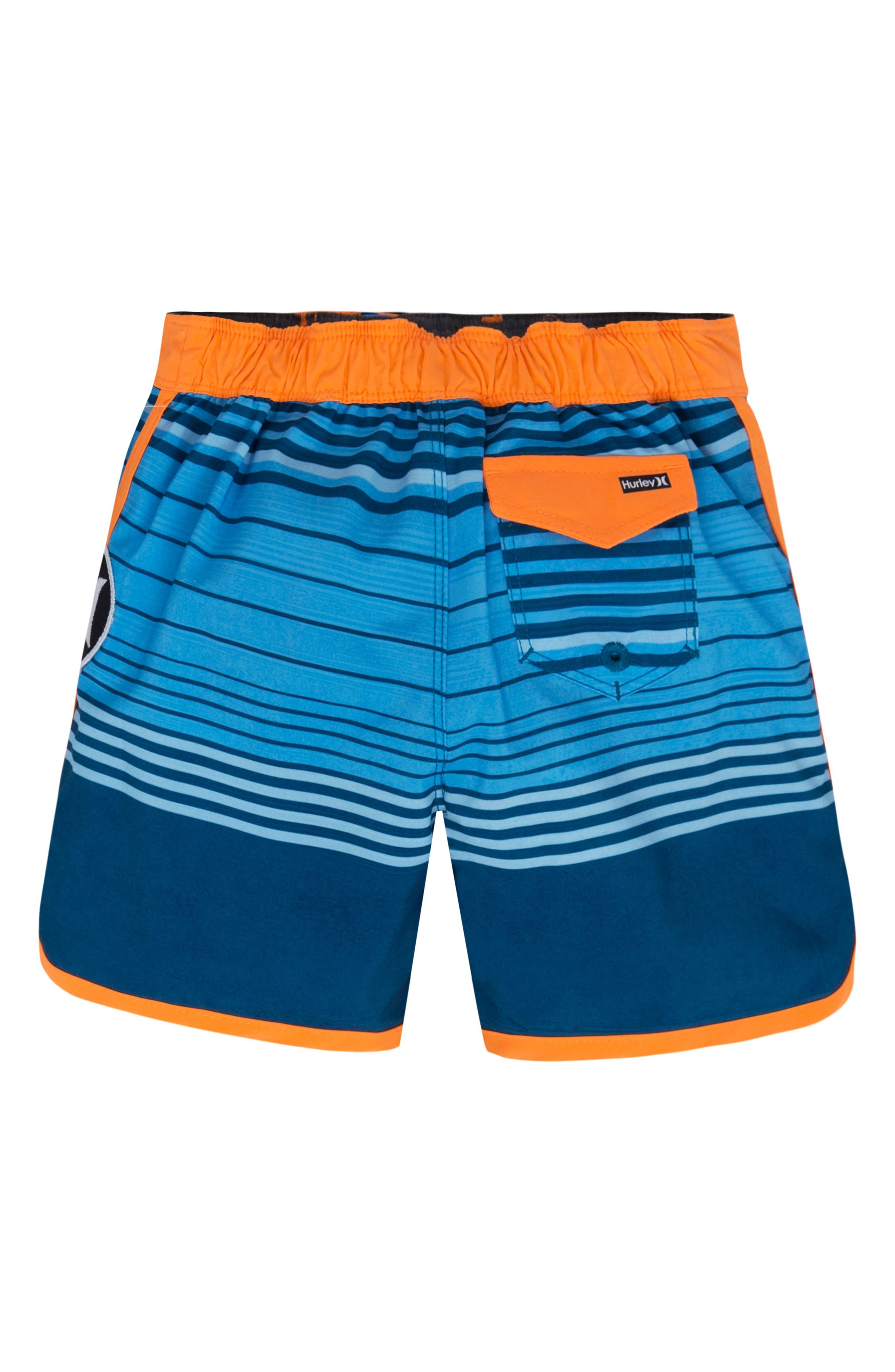 Peter Board Shorts,                             Alternate thumbnail 2, color,                             Ice