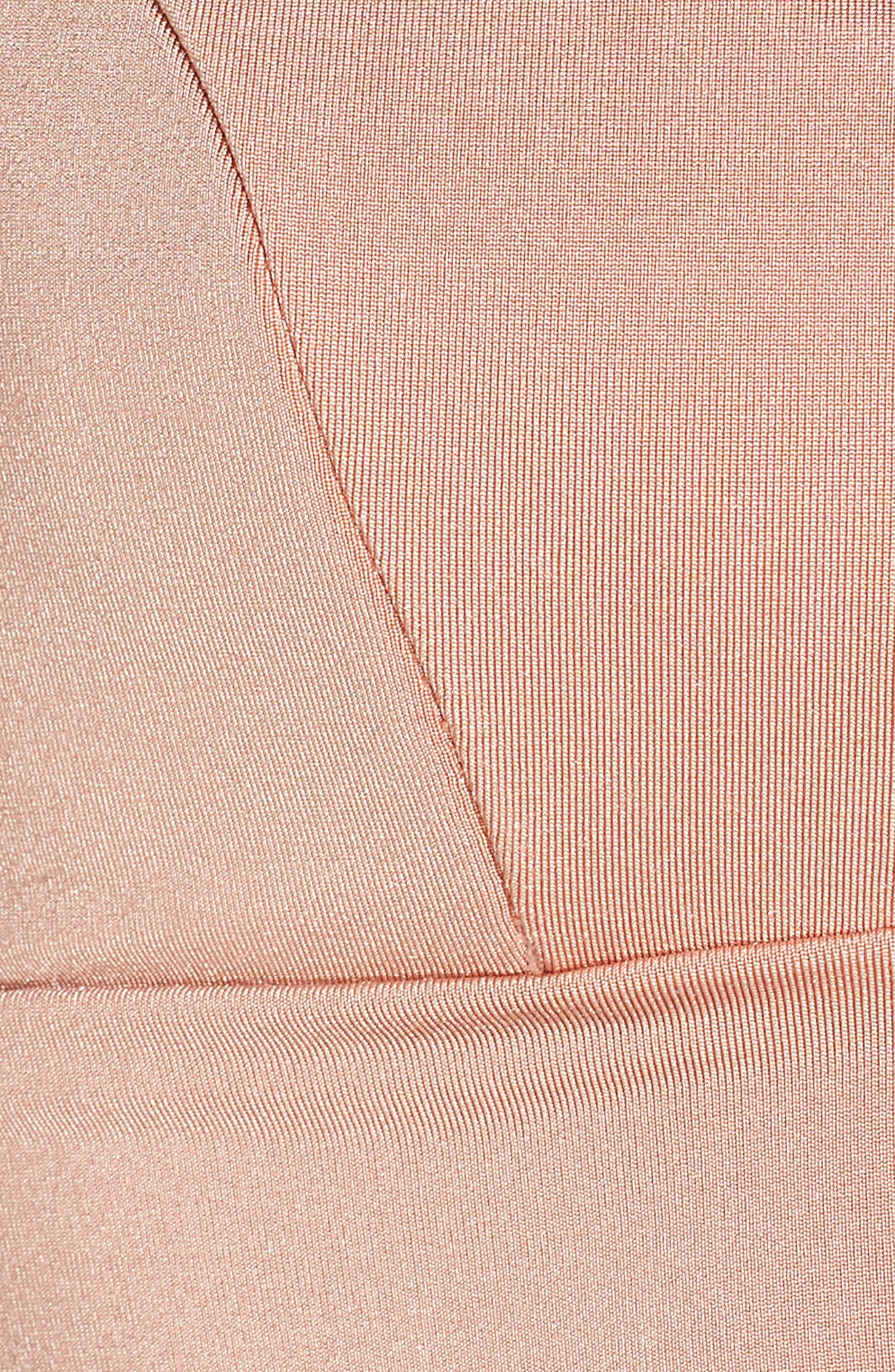 Dizzy Izzy Bikini Top,                             Alternate thumbnail 5, color,                             Blush & Bashful