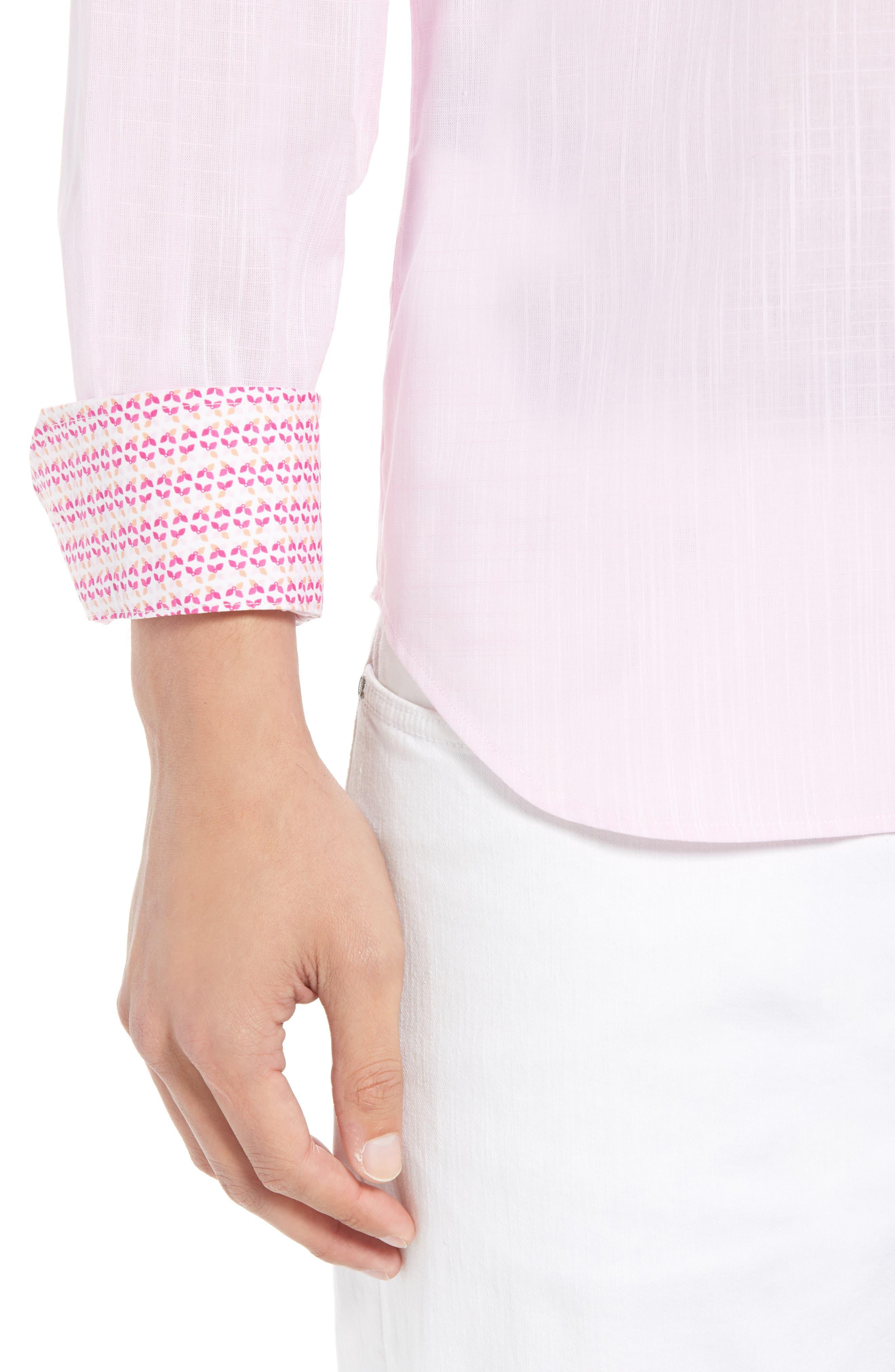 Kade Regular Fit Sport Shirt,                             Alternate thumbnail 2, color,                             Pink