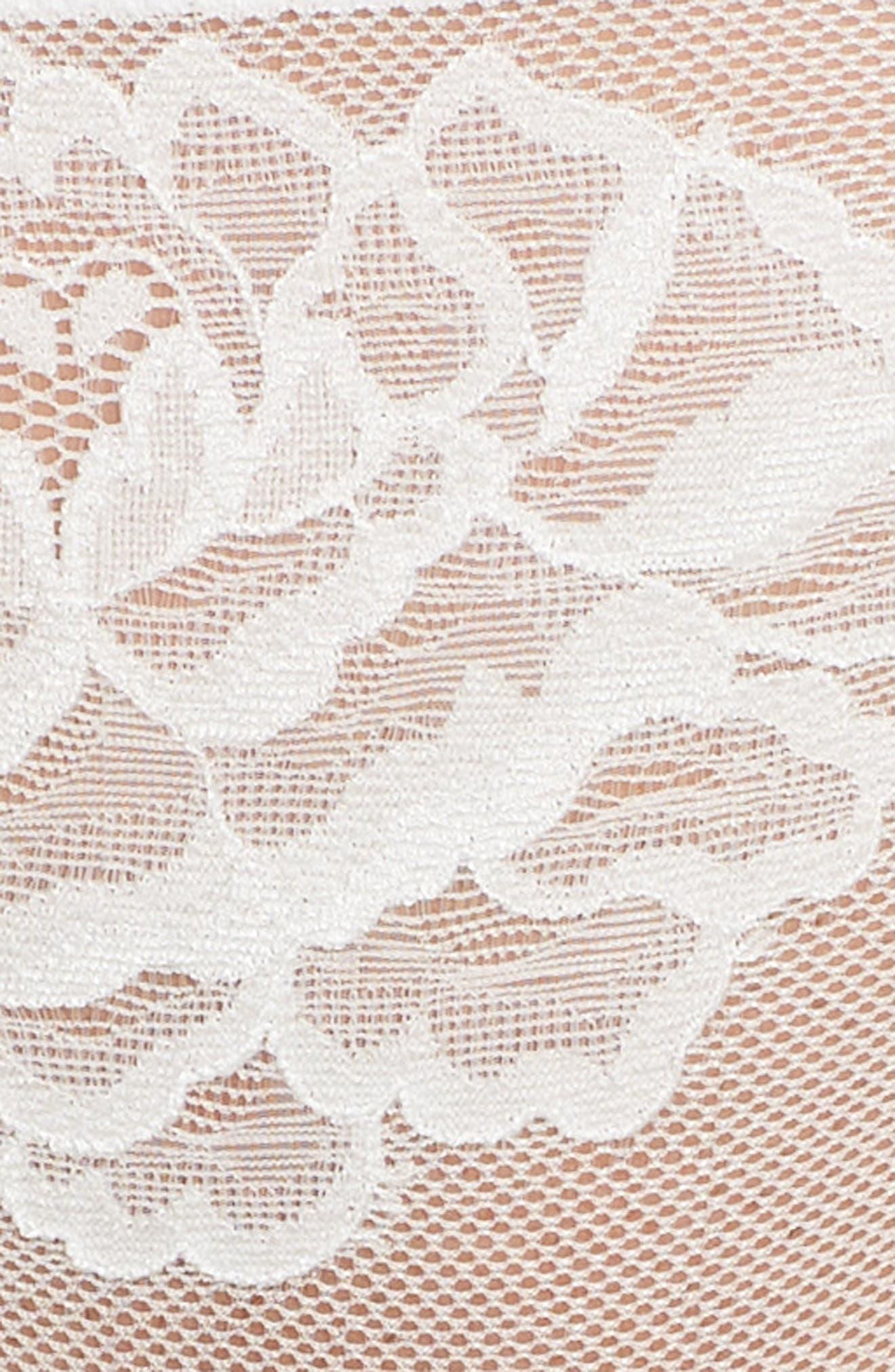Flora Thong,                             Alternate thumbnail 8, color,                             Warm White