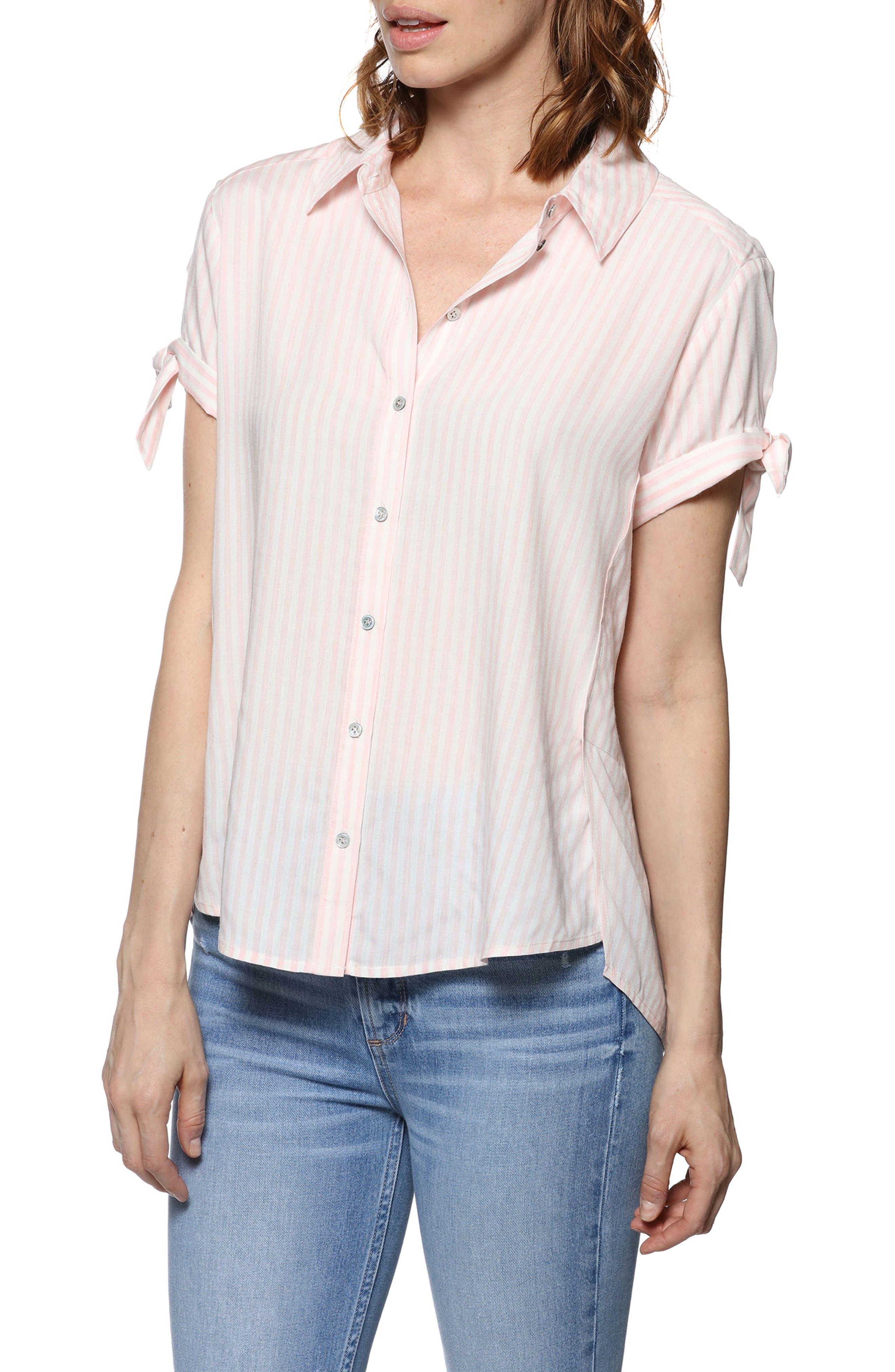 PAIGE Avery Shirt