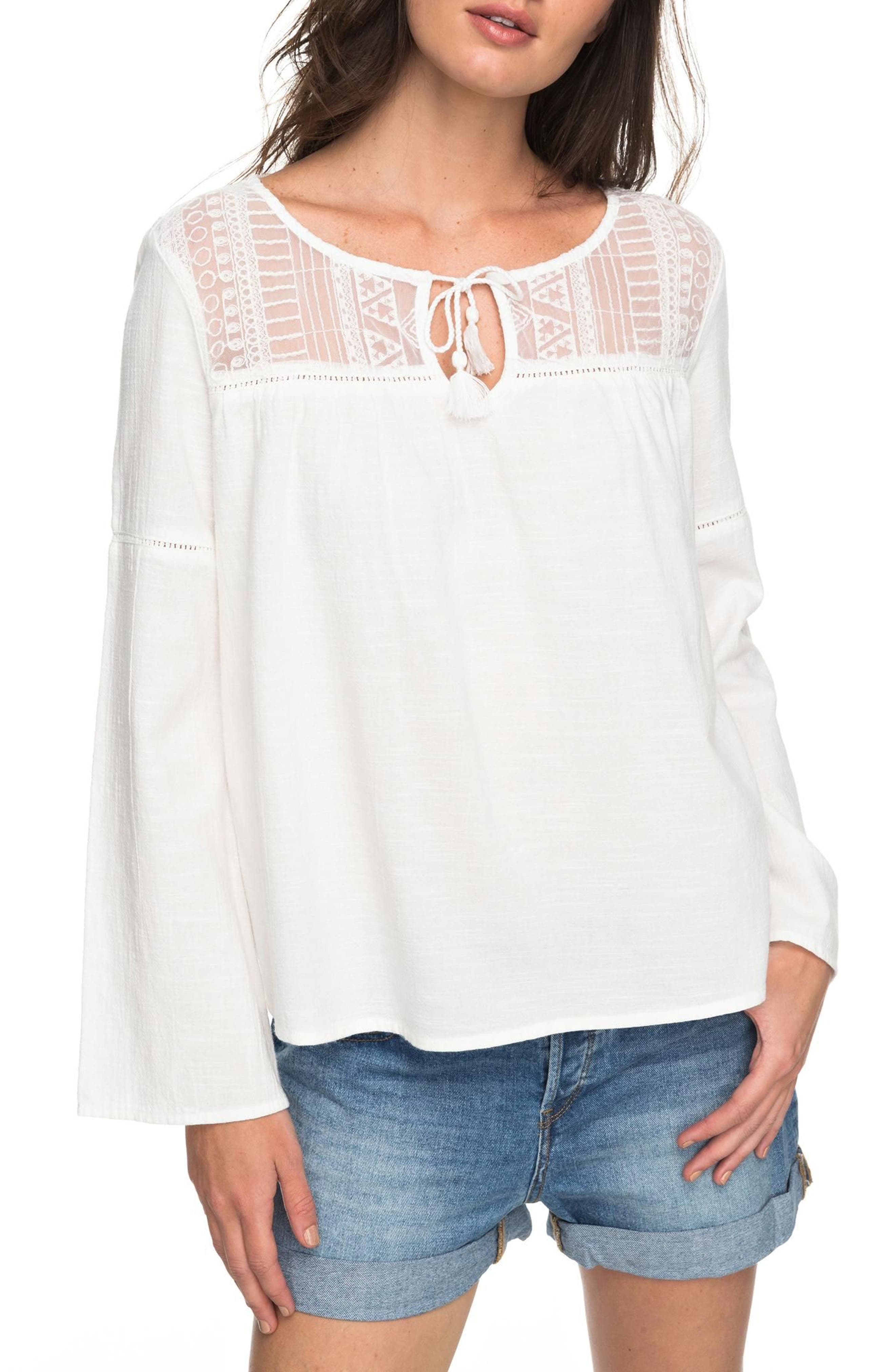 Roxy Sweet Sunshine Blouse