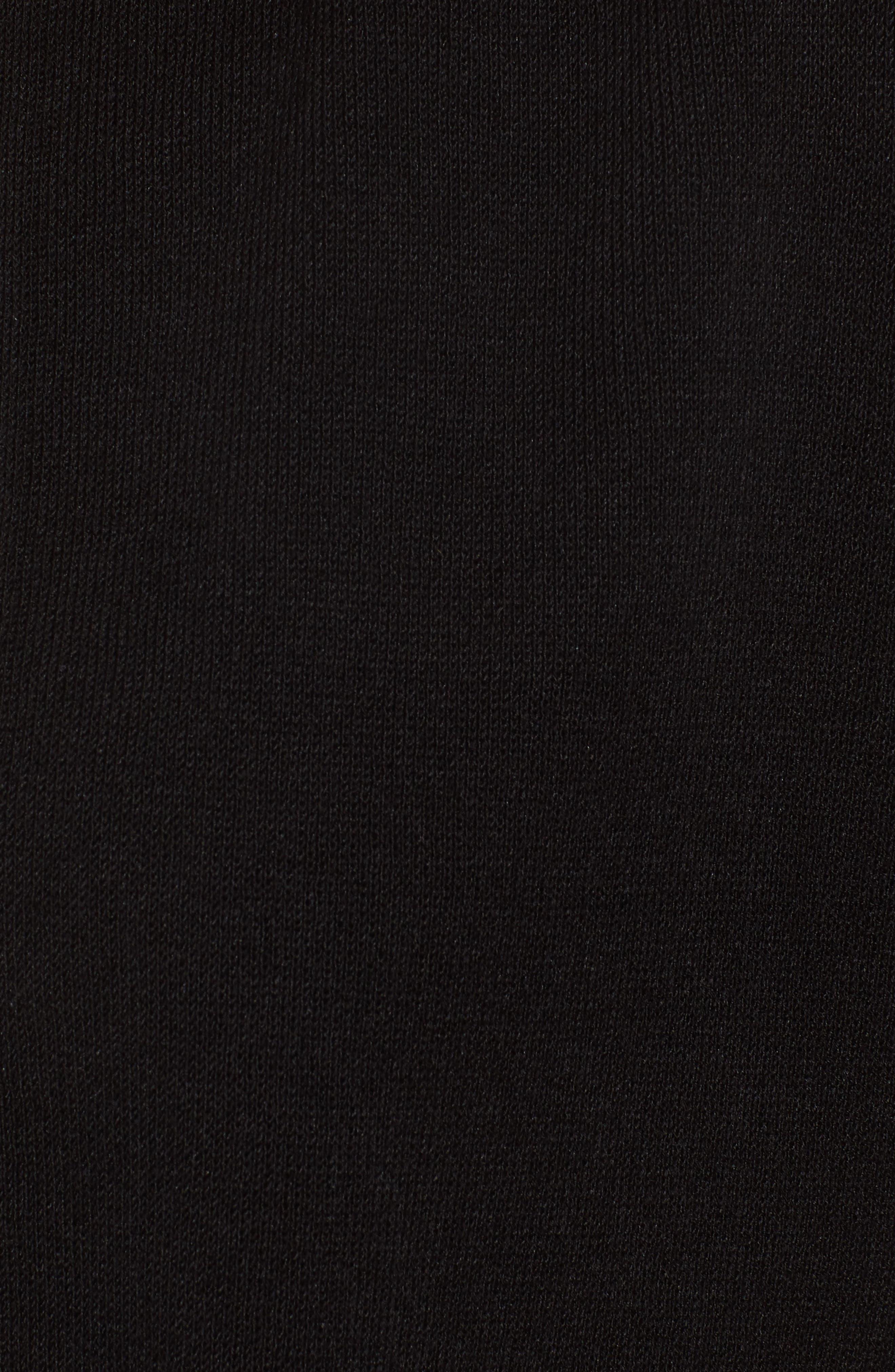 Fatildi Bolero Cardigan,                             Alternate thumbnail 5, color,                             Black
