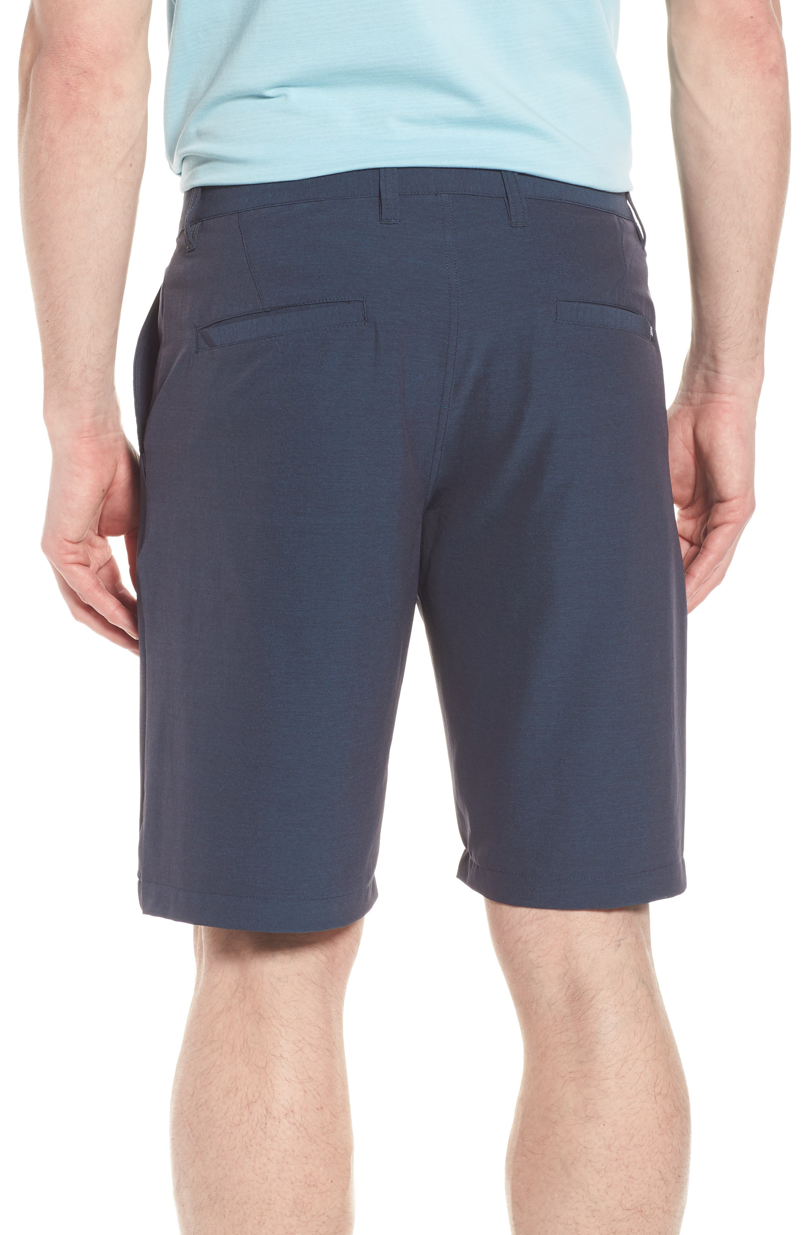 Pancho Shorts,                             Alternate thumbnail 2, color,                             Blue Nights/ French Blue