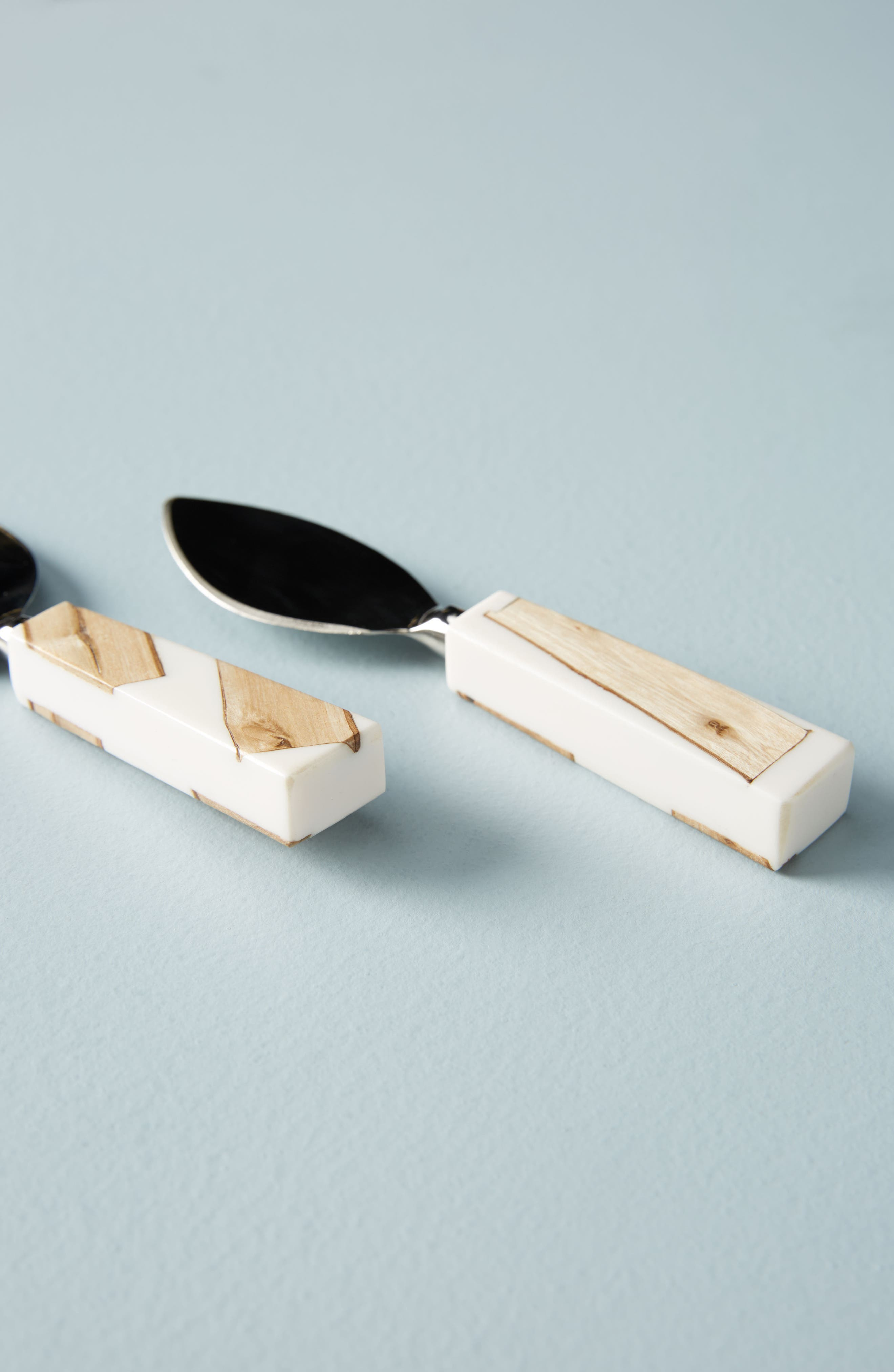 Alternate Image 2  - Anthropologie Catbird Set of 3 Cheese Knives