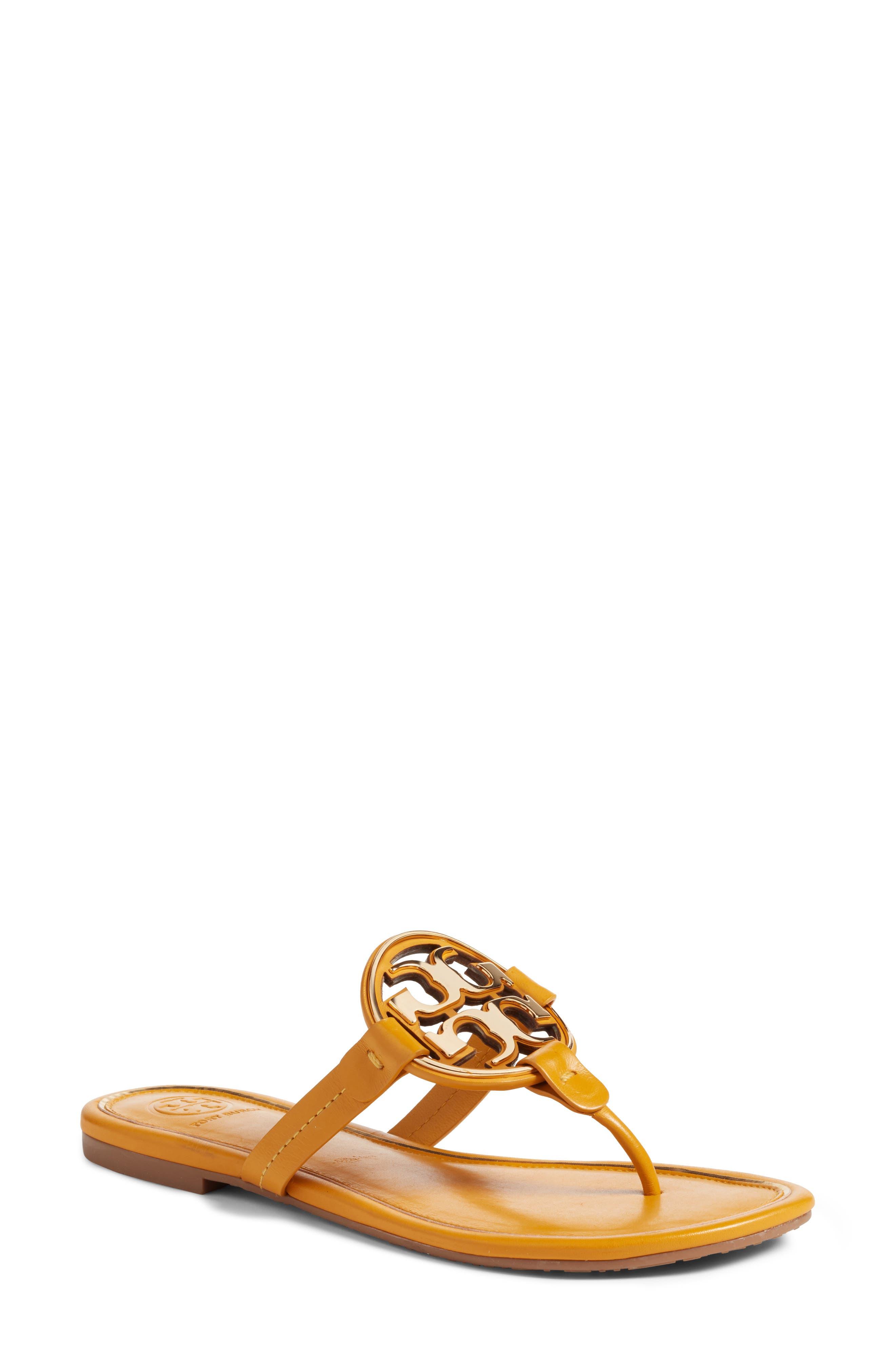 Tory BurchMILLER - T-bar sandals - spark gold 9udlp6cH