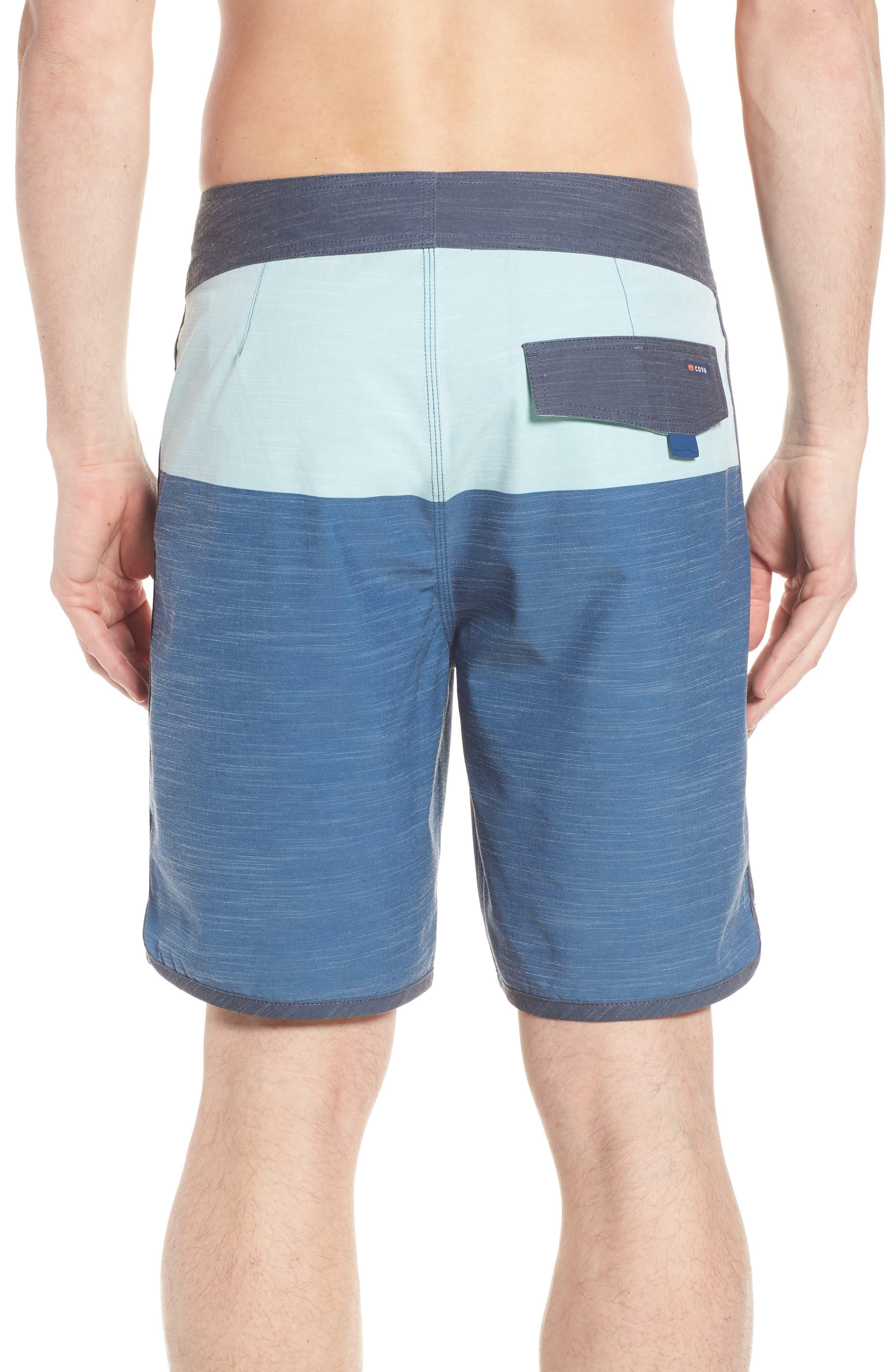 Beachcomber Board Shorts,                             Alternate thumbnail 2, color,                             Ocean Blue