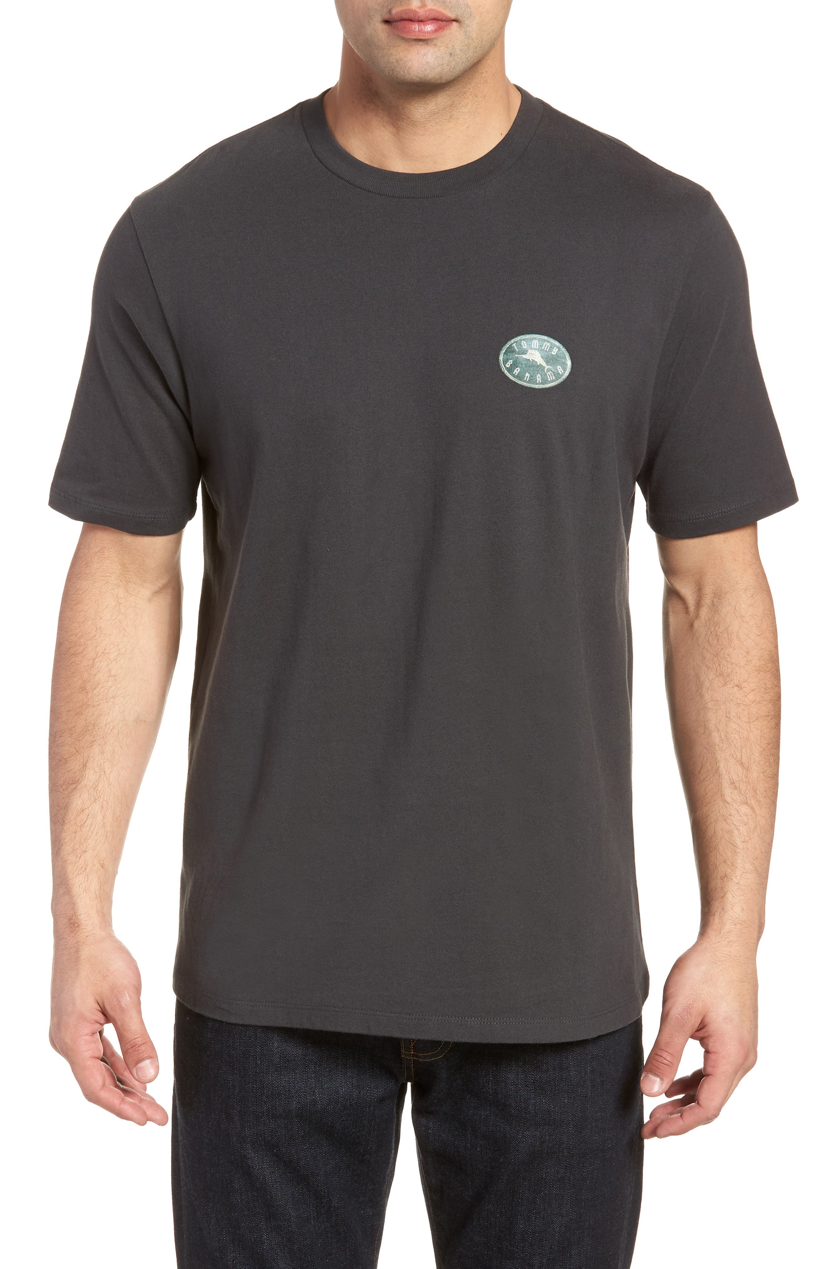 Alternate Image 1 Selected - Tommy Bahama Chalk & Roll T-Shirt