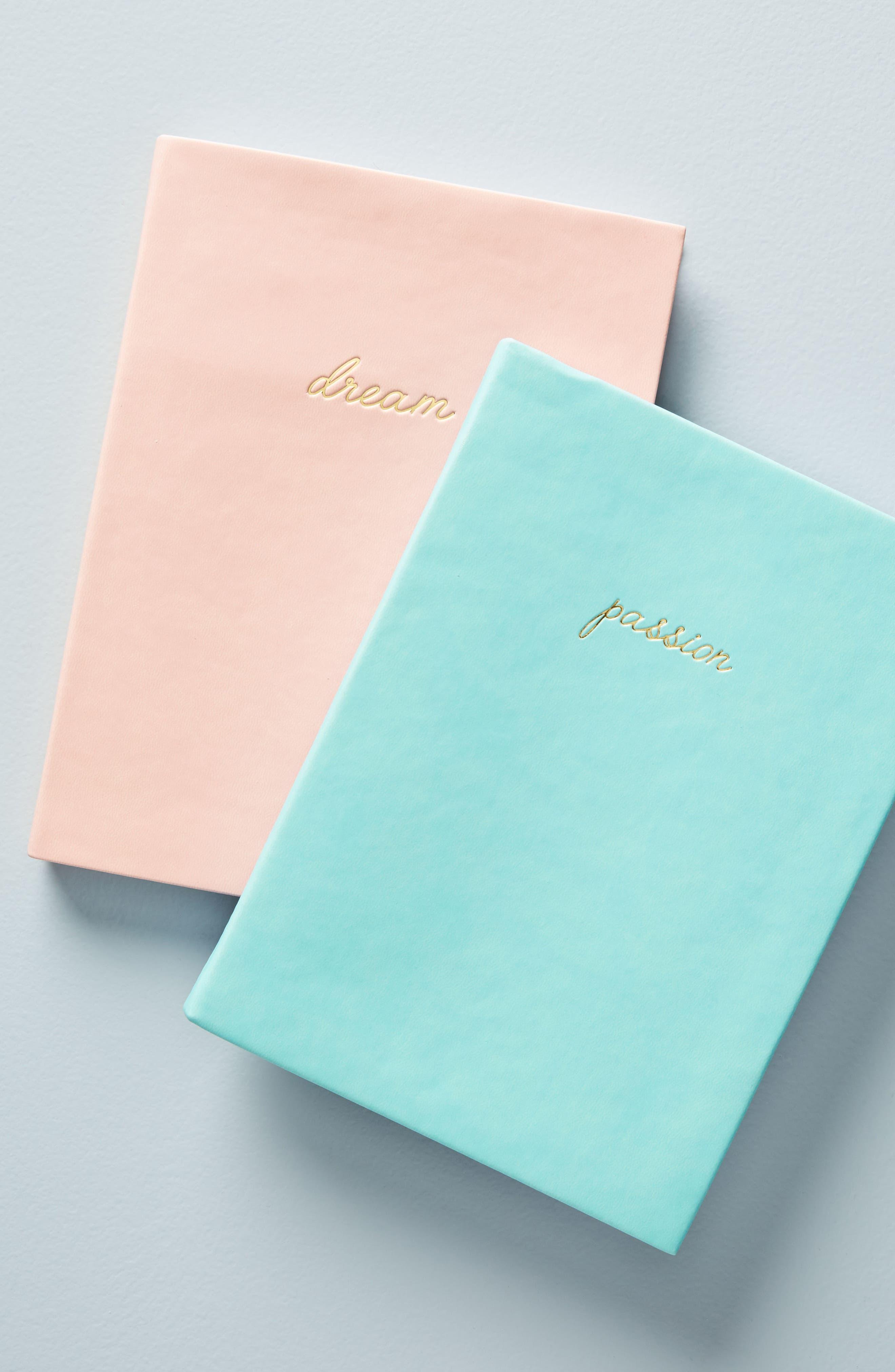 Passion & Plan Journal,                             Alternate thumbnail 5, color,                             Mint