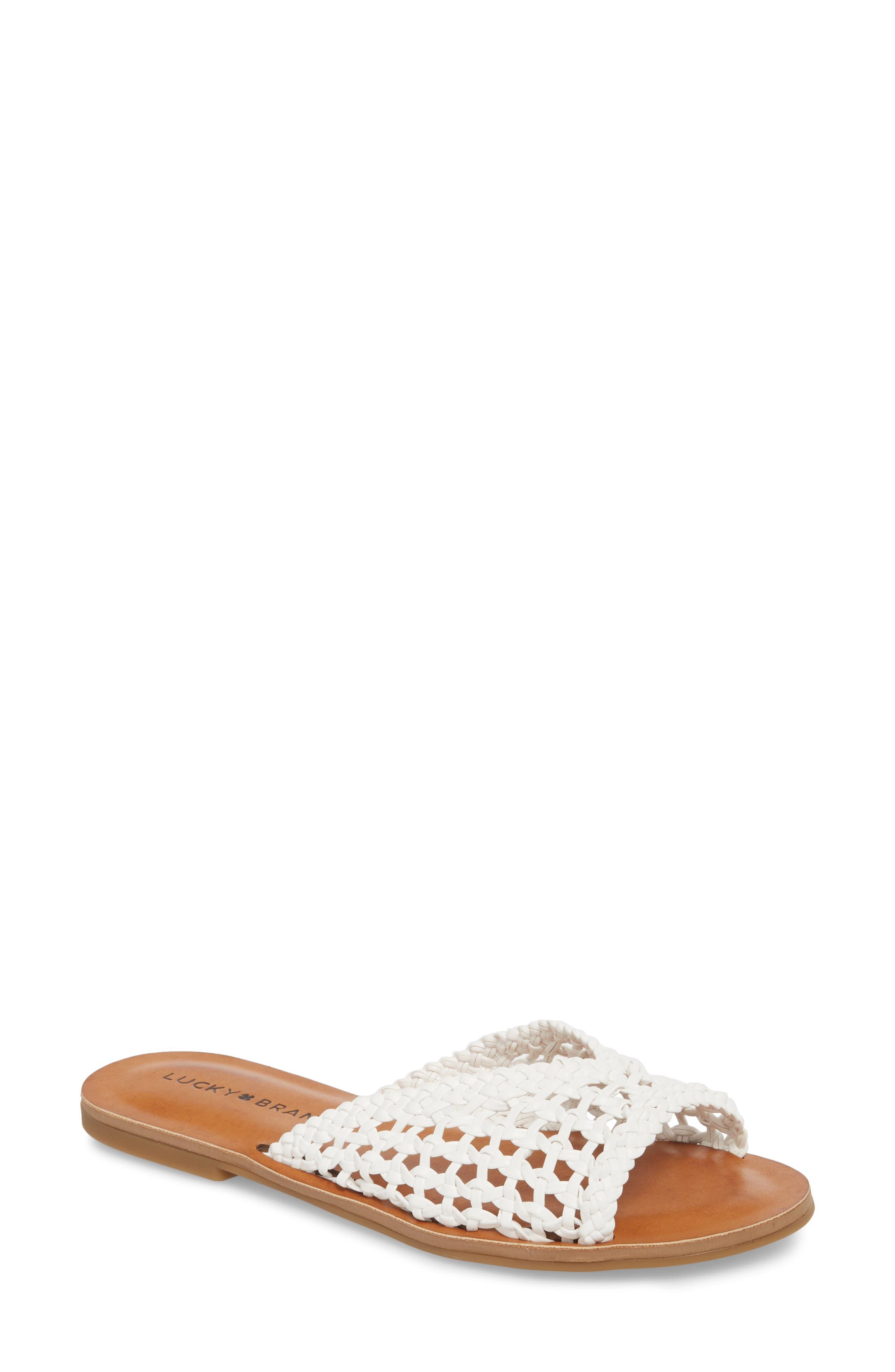f9778940c02ba8 Women s Lucky Brand Flat Heeled Sandals