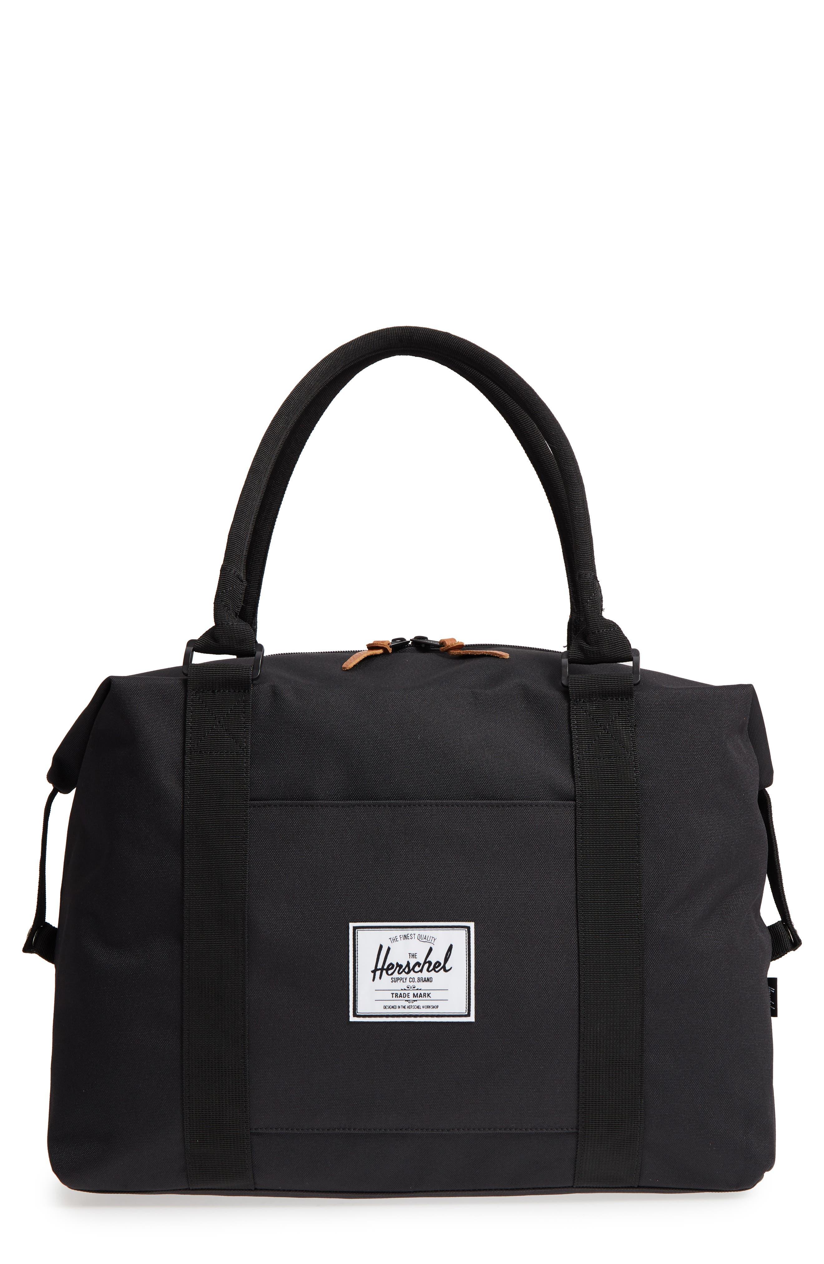 Strand Duffel Bag,                             Main thumbnail 1, color,                             Black