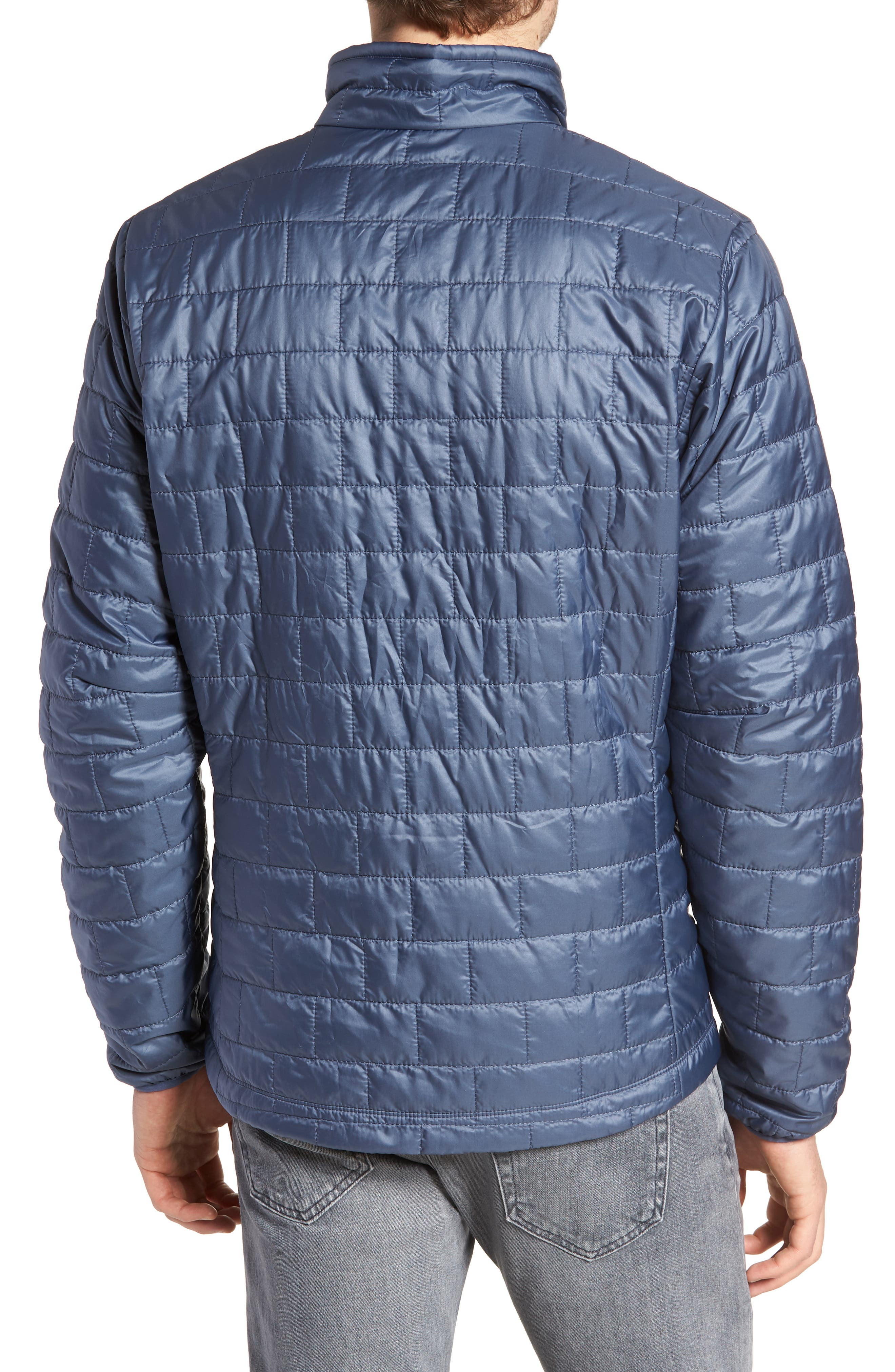 'Nano Puff<sup>®</sup>' Water Resistant Jacket,                             Alternate thumbnail 2, color,                             Dolomite Blue
