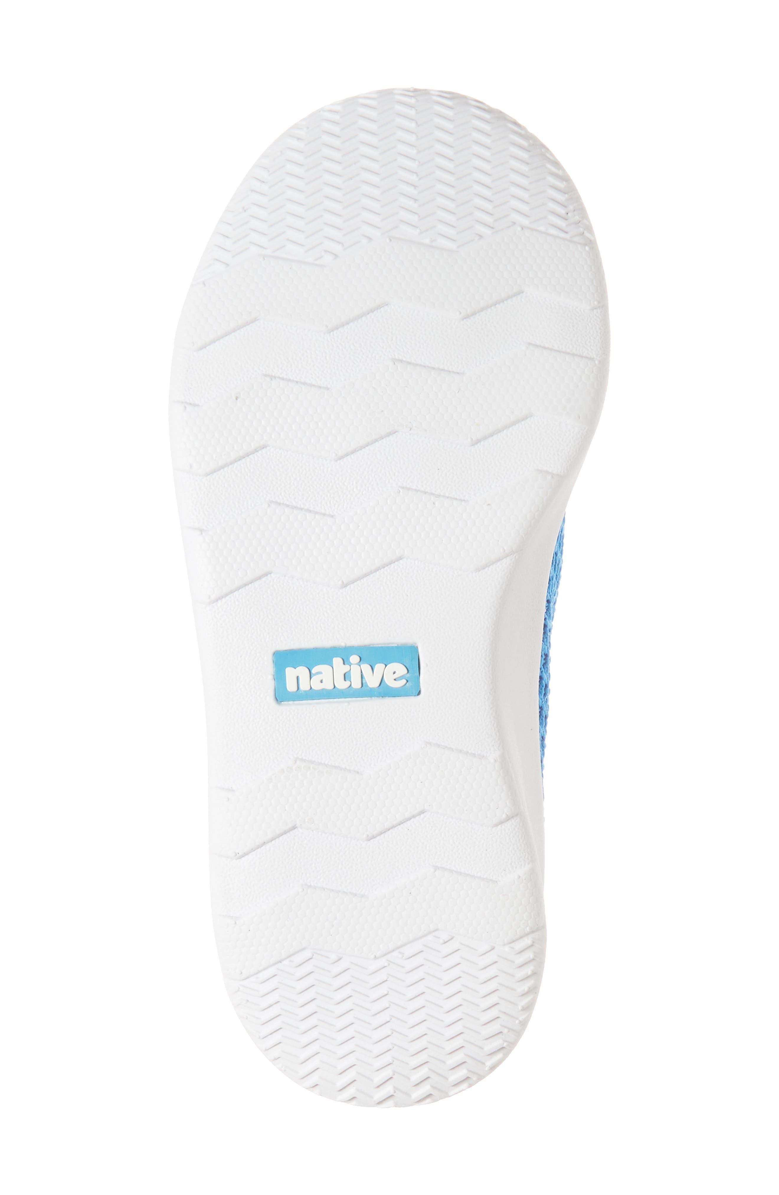 AP Mercury LiteKnit Sneaker,                             Alternate thumbnail 6, color,                             Wave Blue/ Shell White