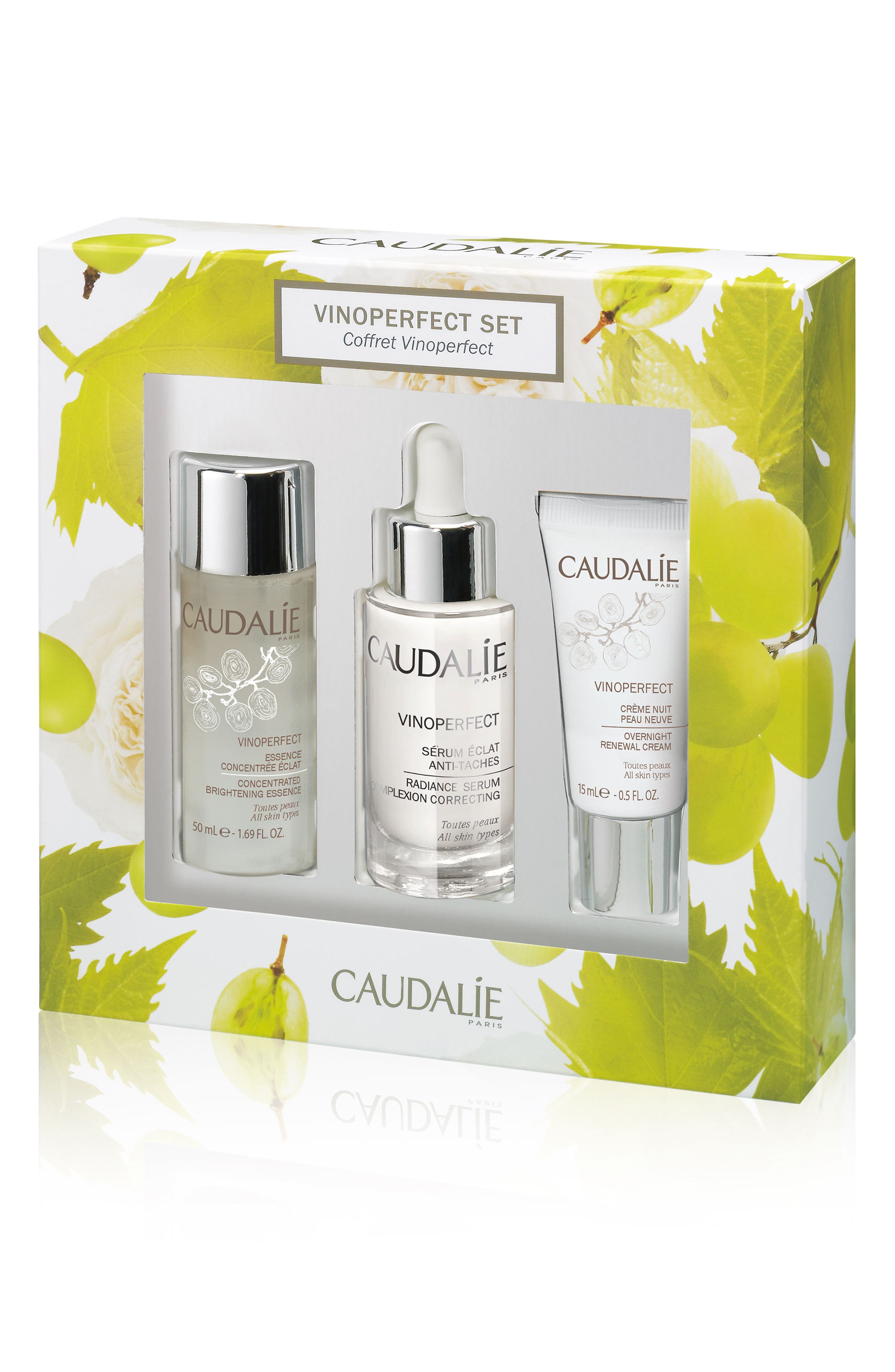 CAUDALÍE Vinoperfect Set ($115 Value)