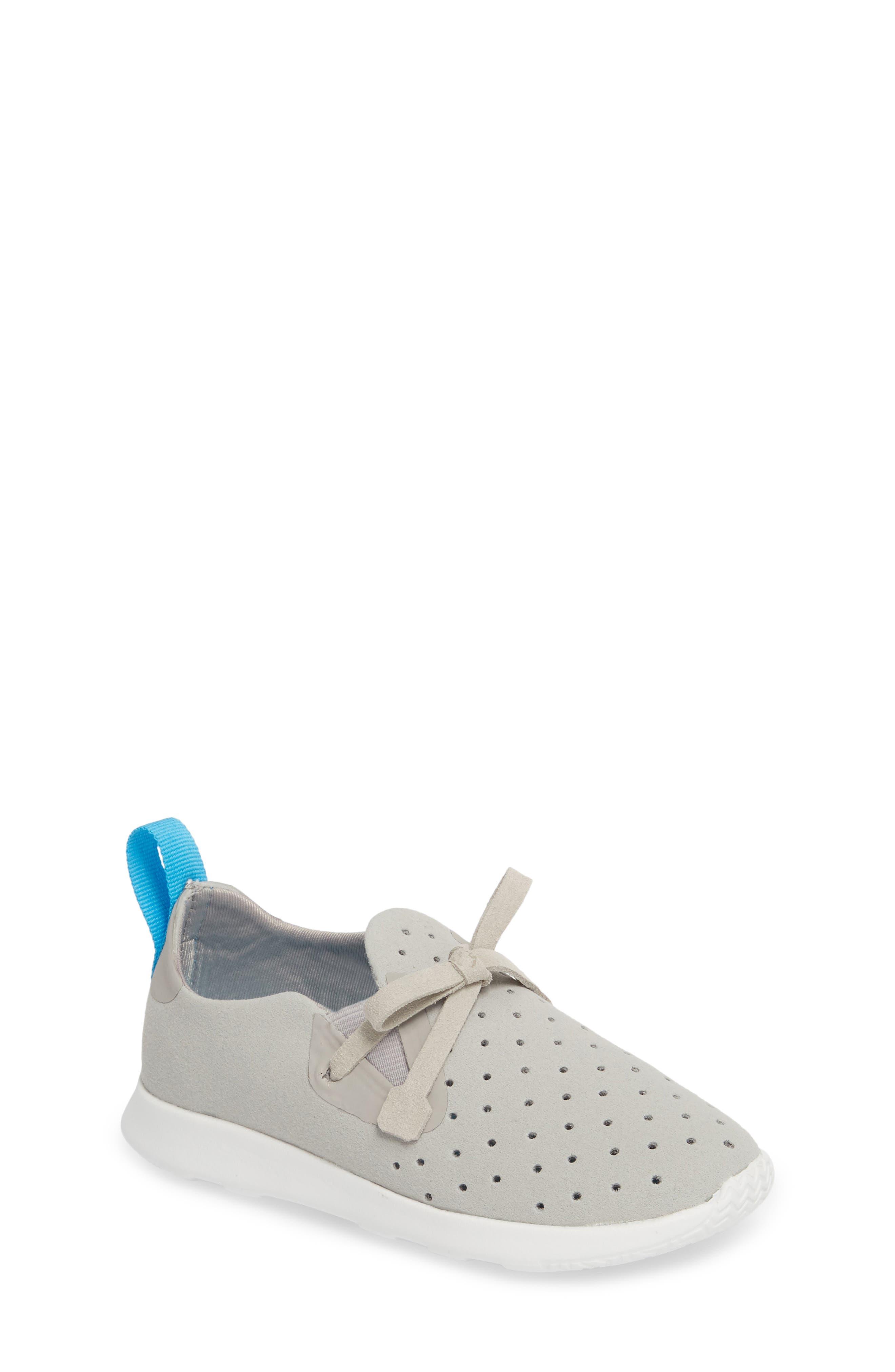 Native Shoes AP Moc Perforated Washable Sneaker (Walker, Toddler, Little Kid & Big Kid)