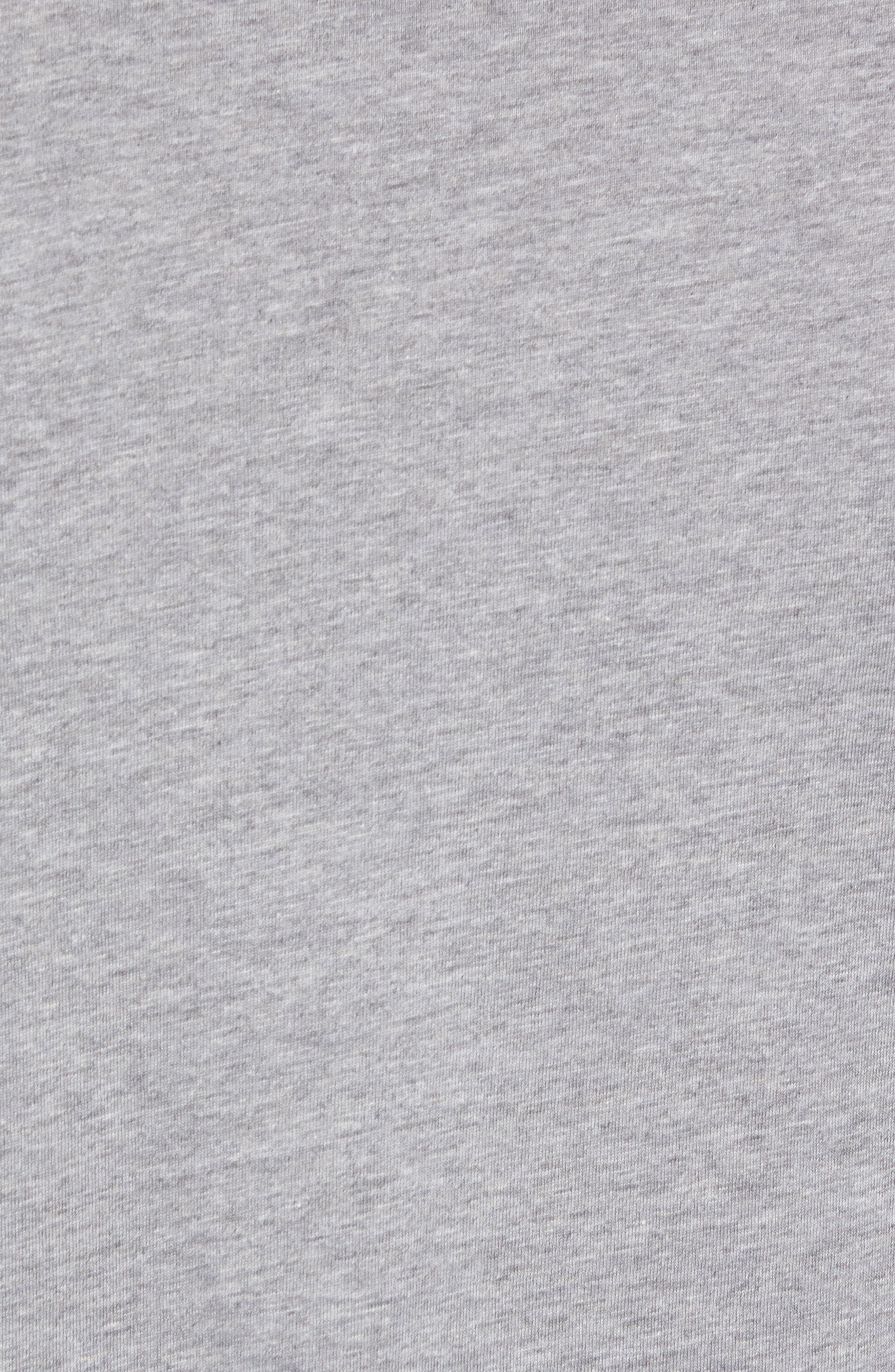 Caddy Day Graphic T-Shirt,                             Alternate thumbnail 6, color,                             Heather Grey