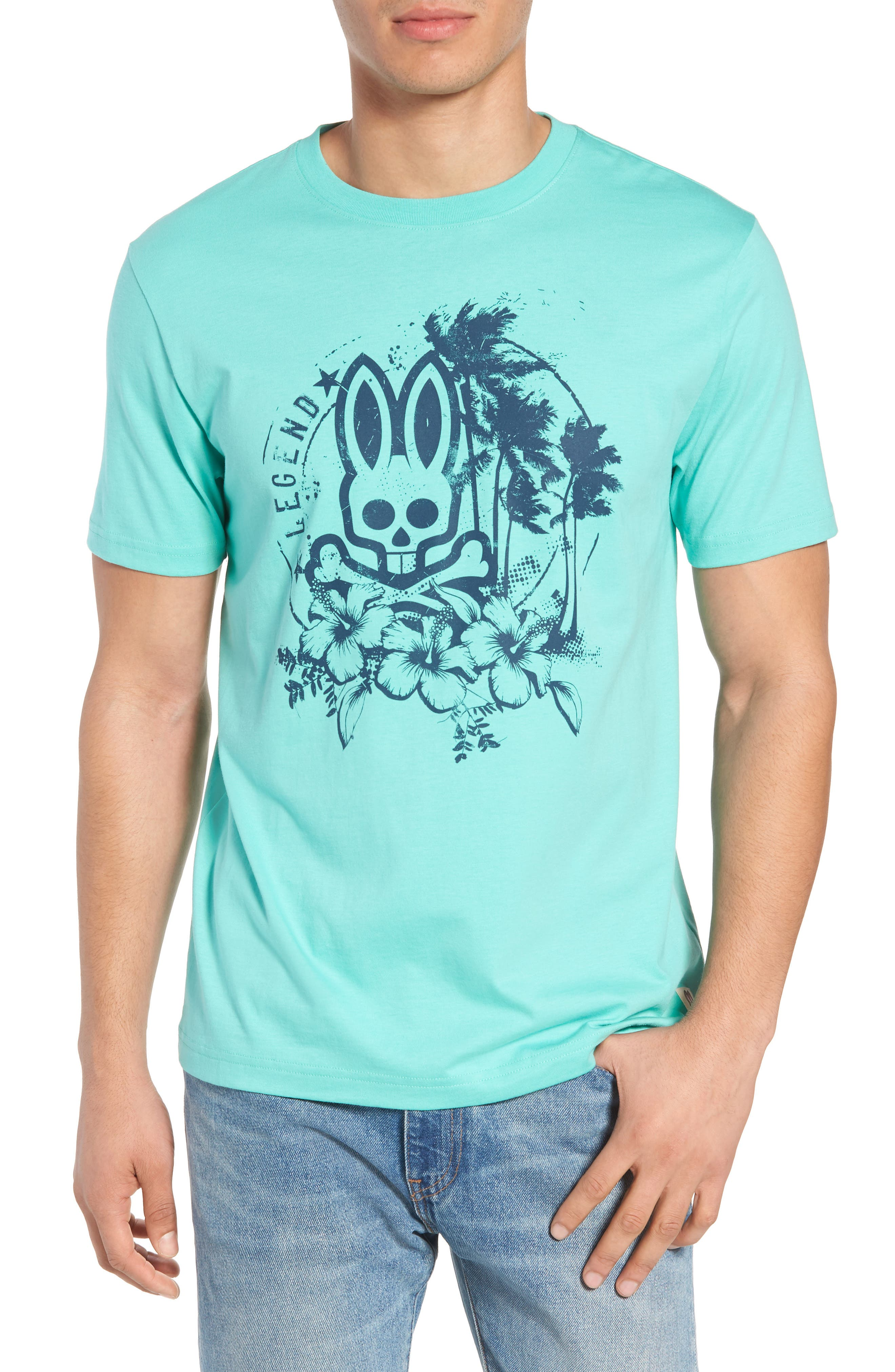 Graphic T-Shirt,                         Main,                         color, Florida