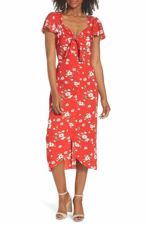 Women\'s Sweetheart Dresses | Nordstrom