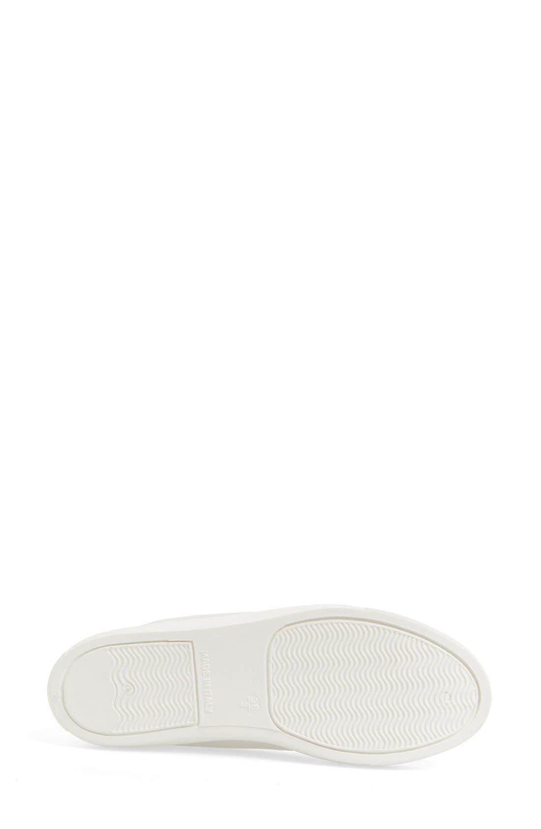 Alternate Image 4  - Topshop 'Copenhagen' Sneaker (Women)