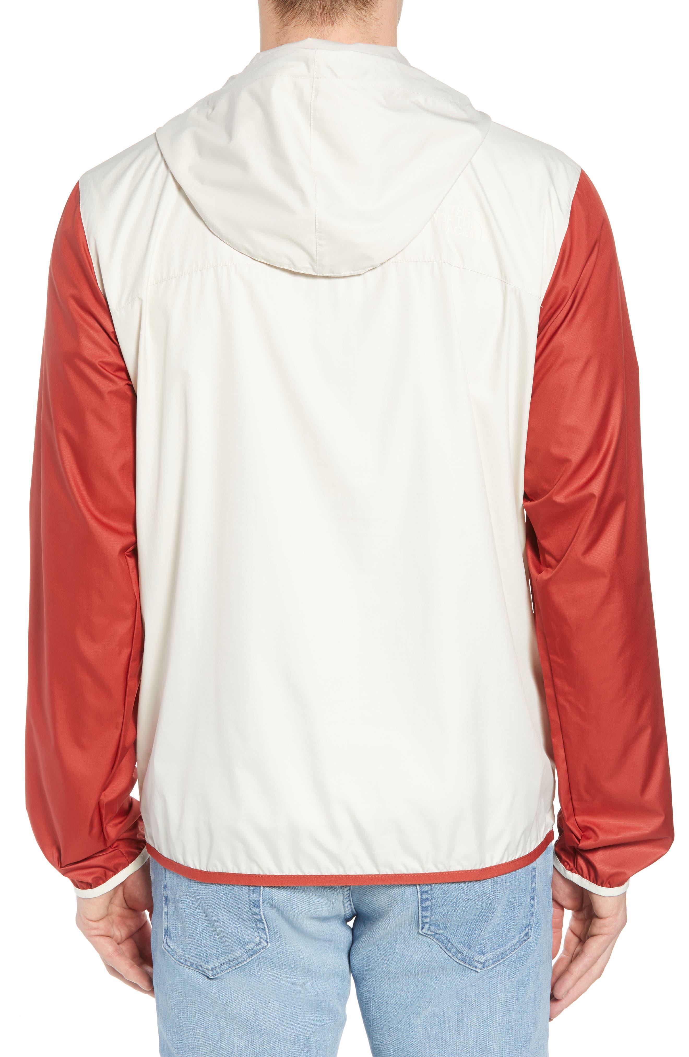Fanorak Pullover,                             Alternate thumbnail 2, color,                             Vintage White Multi
