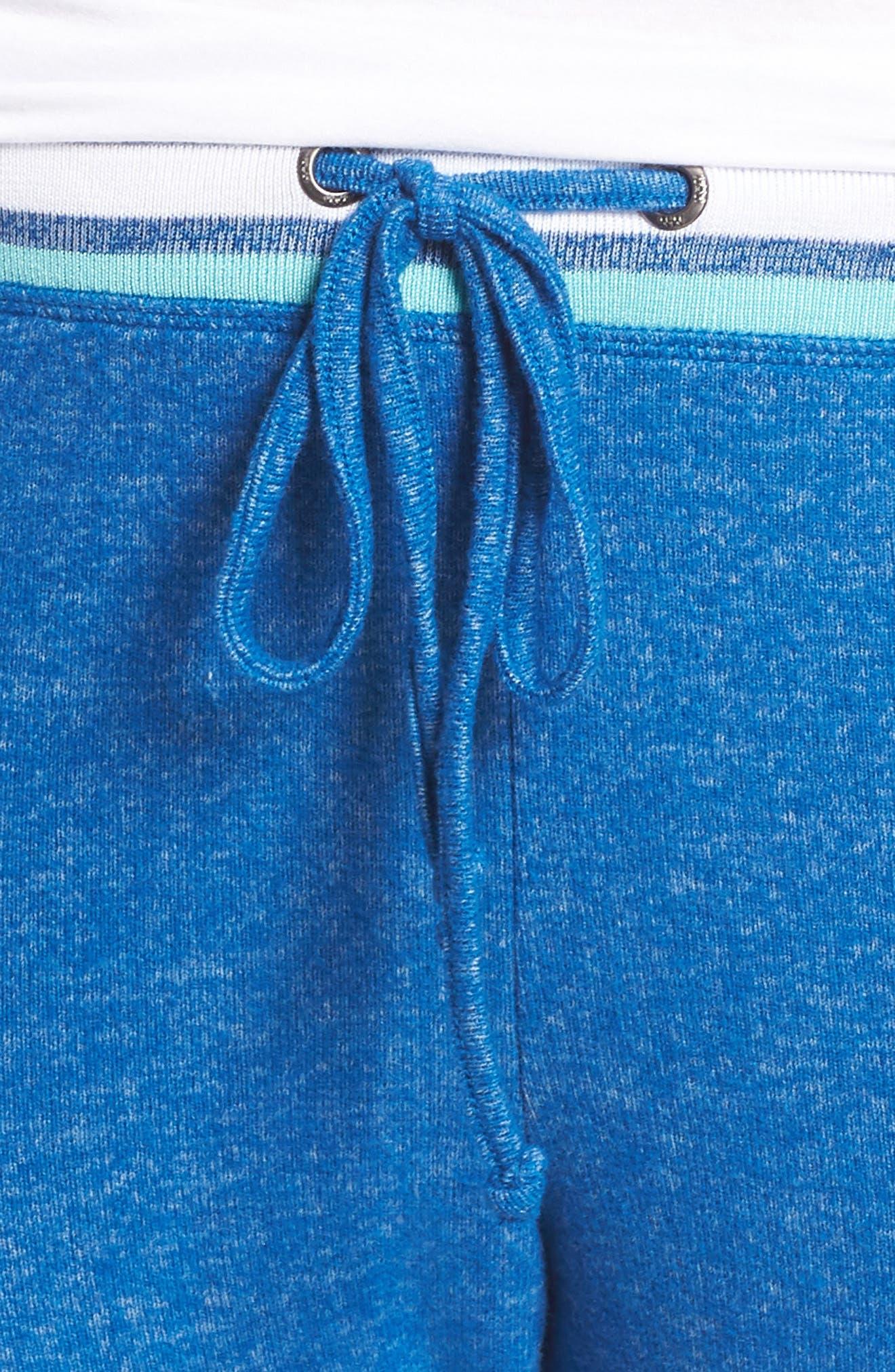 Good Vibes Jogger Pants,                             Alternate thumbnail 5, color,                             Blue Classics