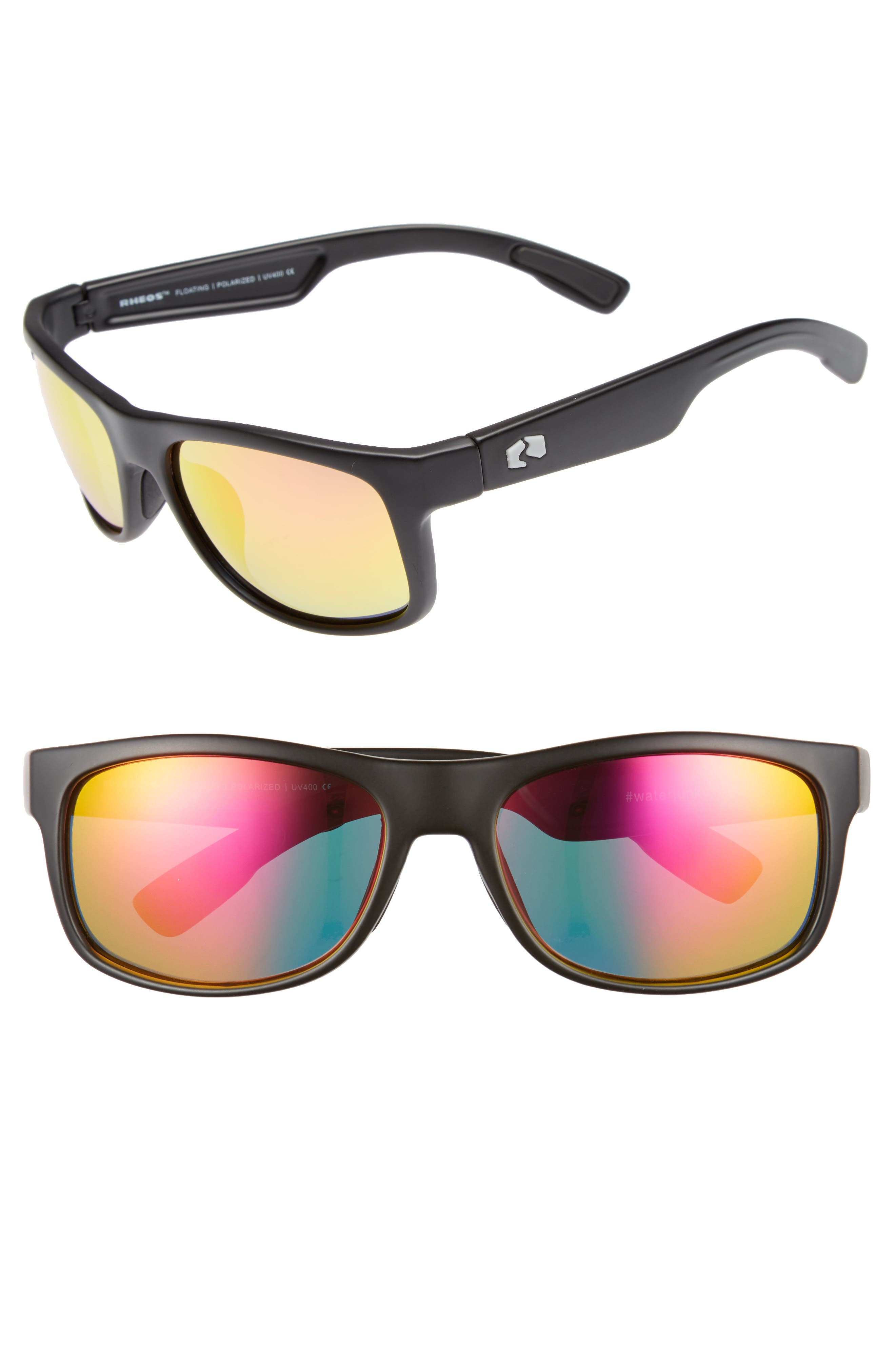 Rheos Anhingas Floating 59mm Polarized Sunglasses