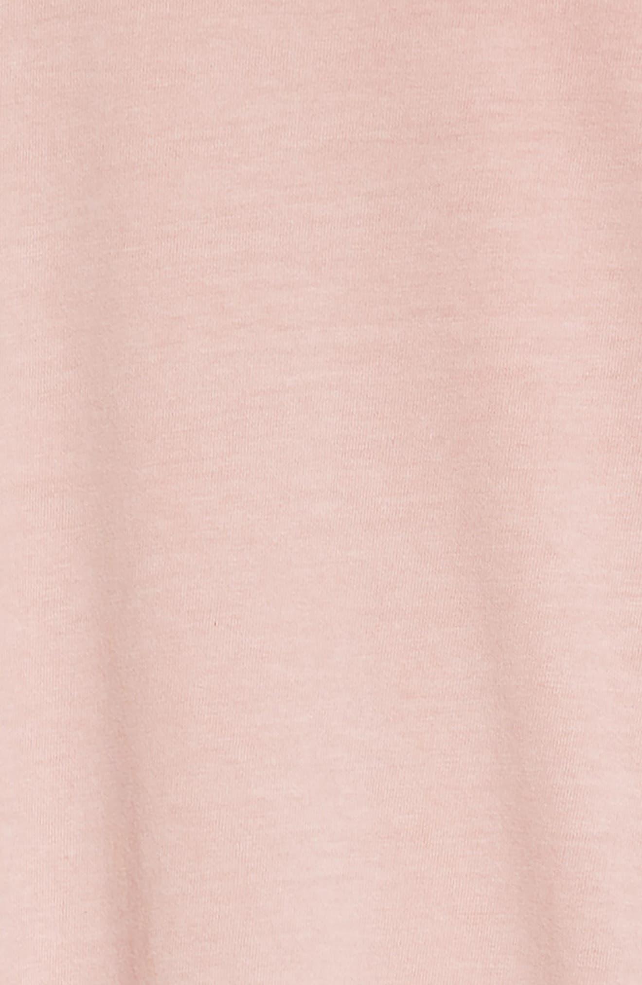 Alternate Image 3  - Stem Ruffle Sleeve Dress (Toddler Girls, Little Girls & Big Girls)