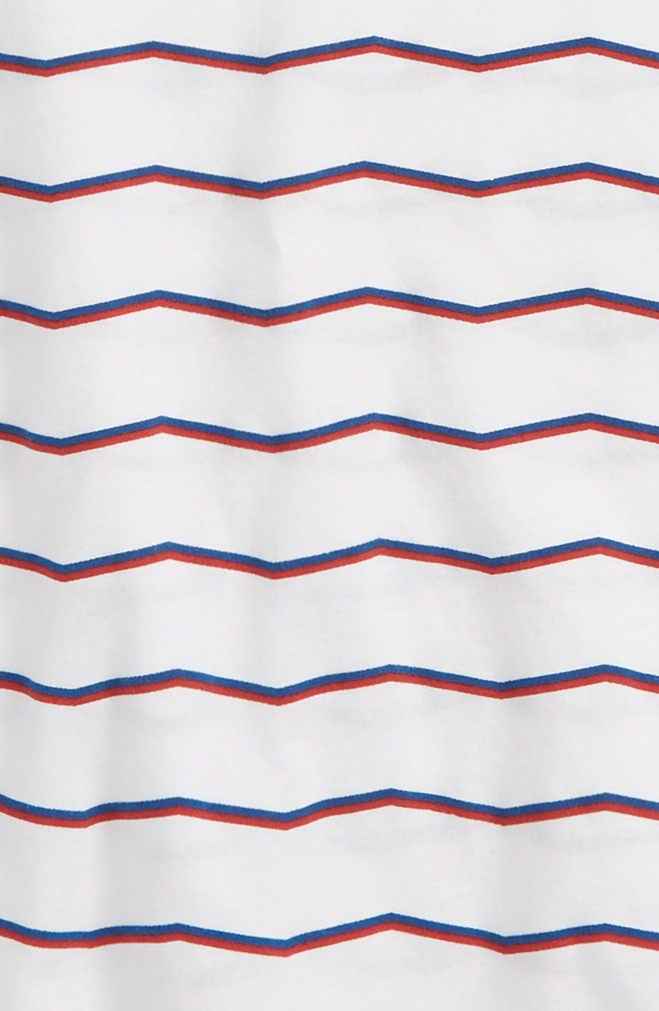 Stripe Shirt,                             Alternate thumbnail 2, color,                             Antique White
