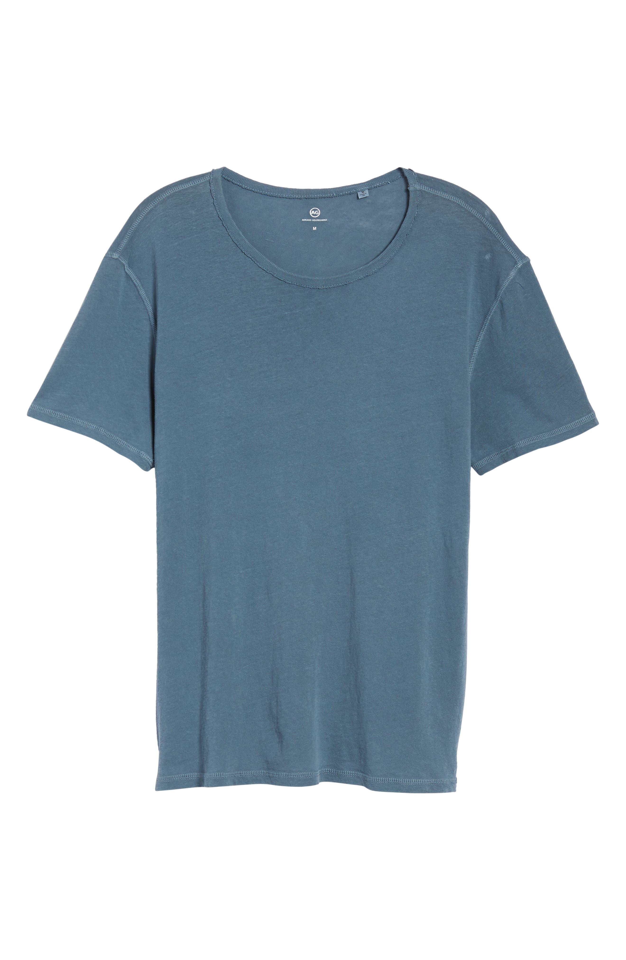 Ramsey Slim Fit Crewneck T-Shirt,                             Main thumbnail 1, color,                             Weathered Pacific Coast