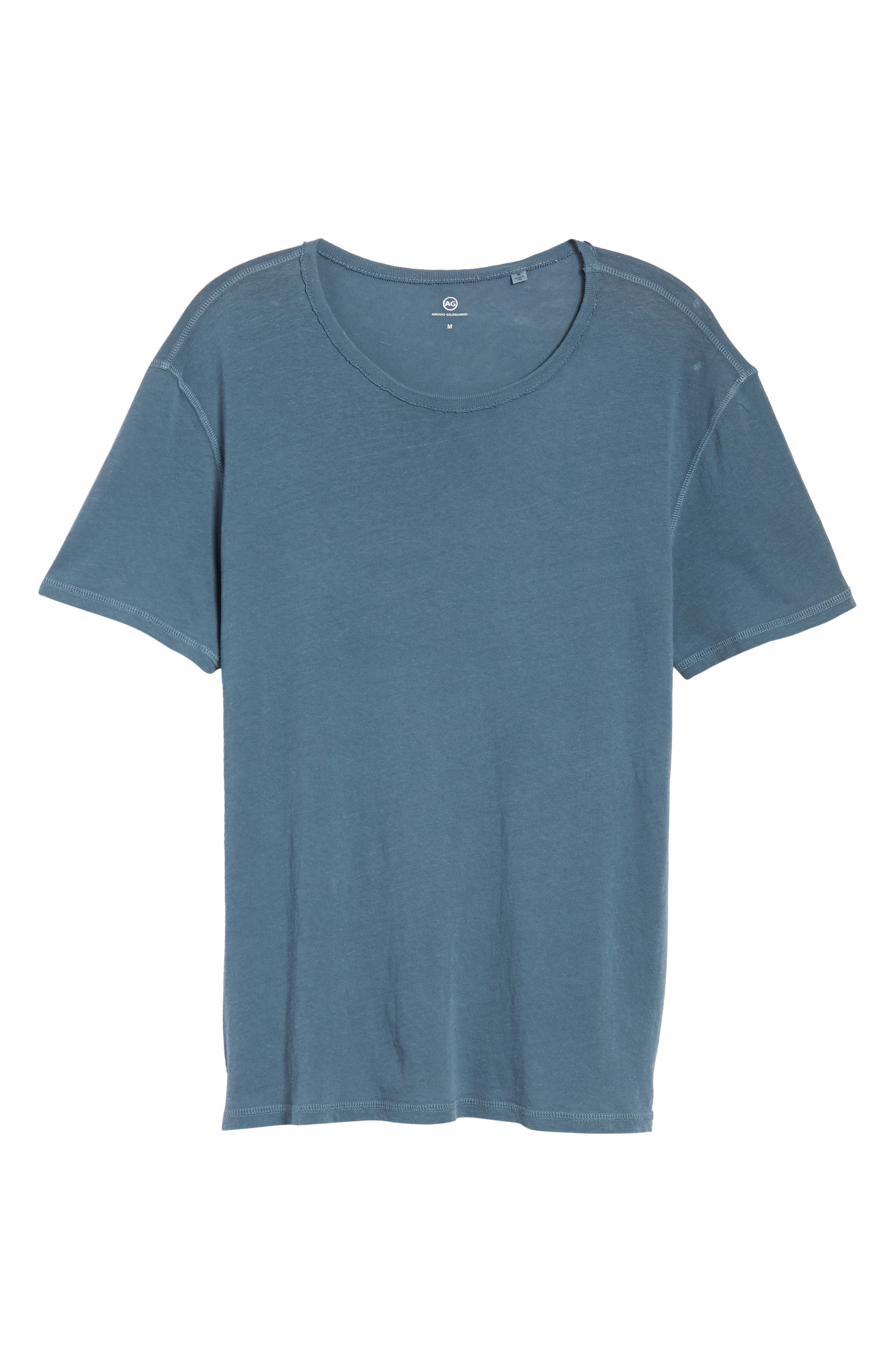 Ramsey Slim Fit Crewneck T-Shirt,                         Main,                         color, Weathered Pacific Coast